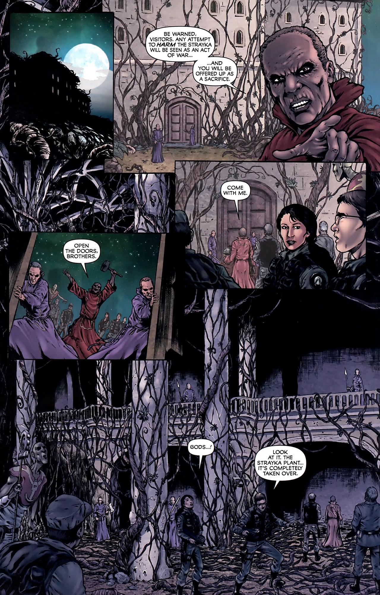 Read online Stargate Vala Mal Doran comic -  Issue #4 - 10