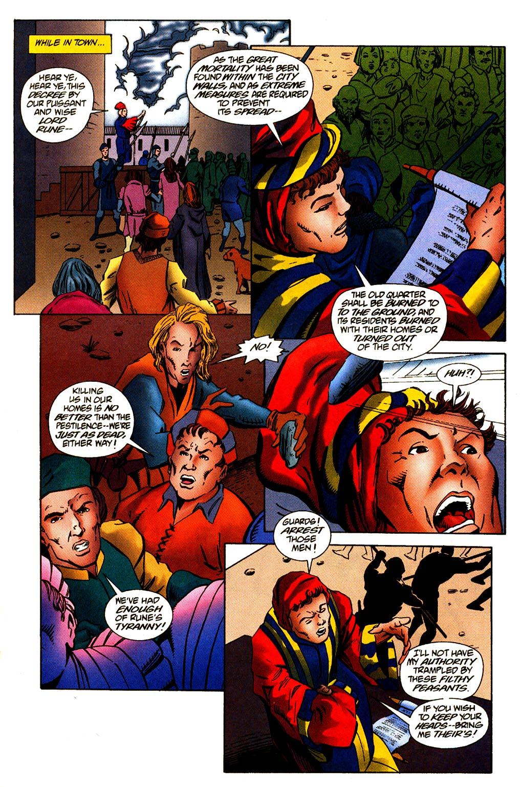 Read online Rune (1995) comic -  Issue #4 - 12