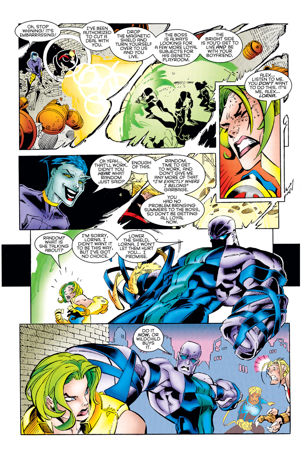 Read online X-Factor (1986) comic -  Issue #125 - 15