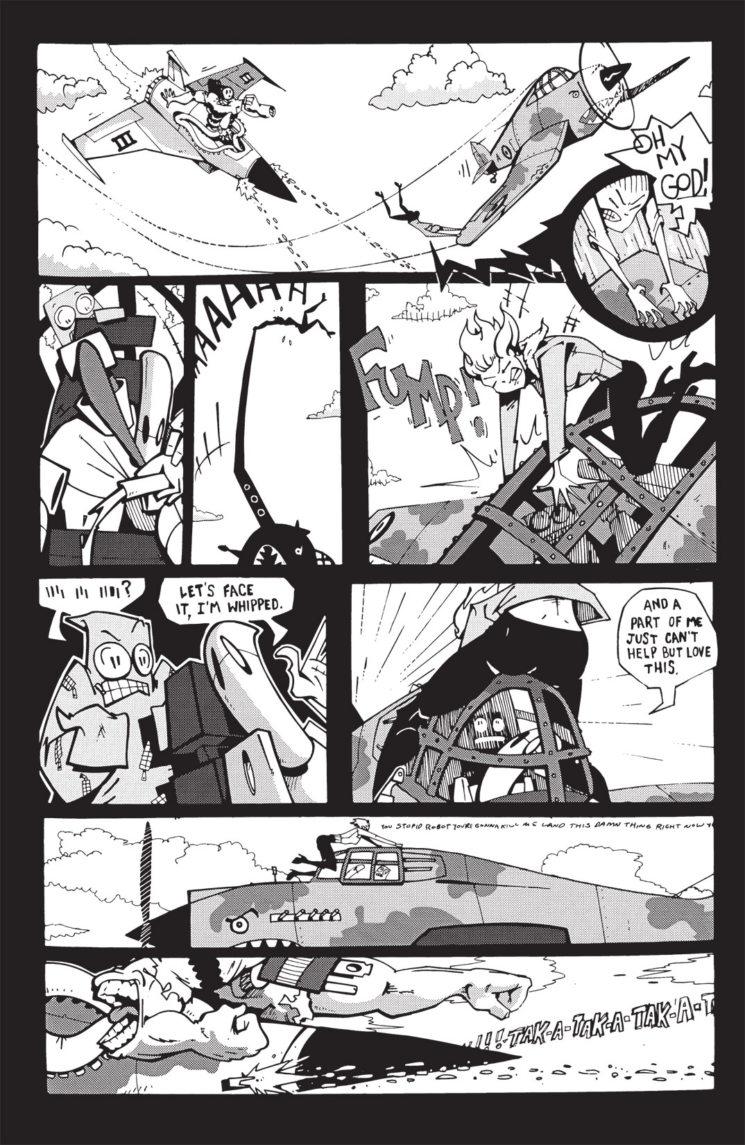 Read online Scud: The Disposable Assassin: The Whole Shebang comic -  Issue # TPB (Part 3) - 2