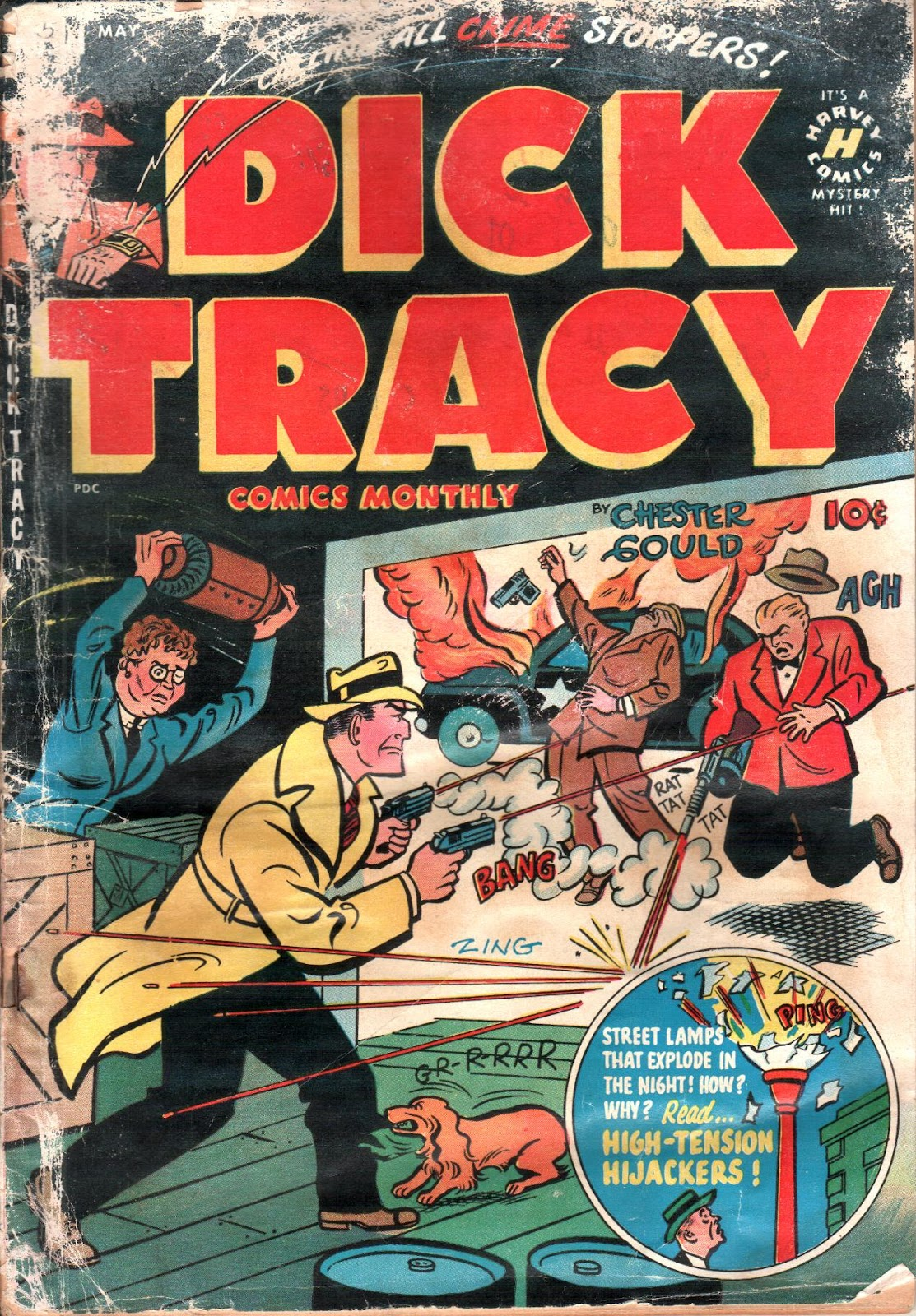 Dick Tracy (1950) 51 Page 2