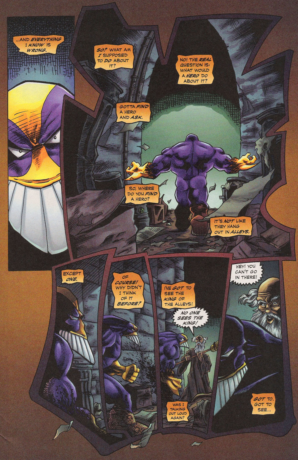 Read online Altered Image comic -  Issue #1 - 7