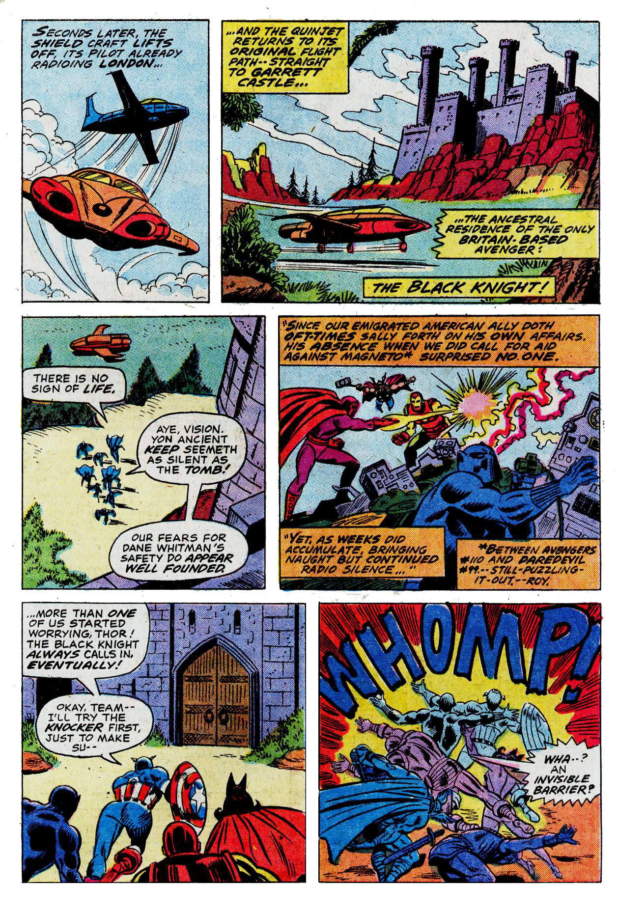 The Avengers (1963) 115 Page 3