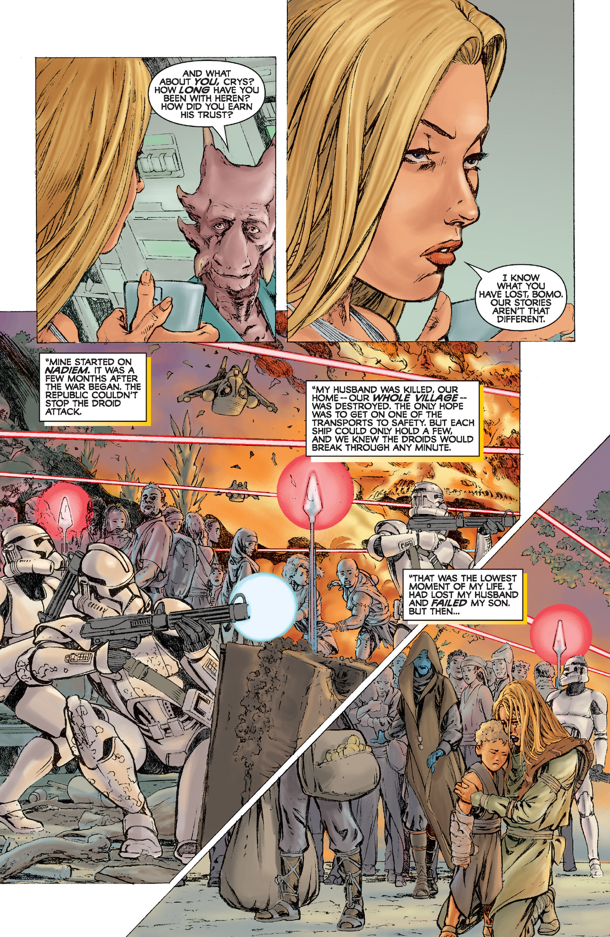 Read online Star Wars Omnibus comic -  Issue # Vol. 31 - 196