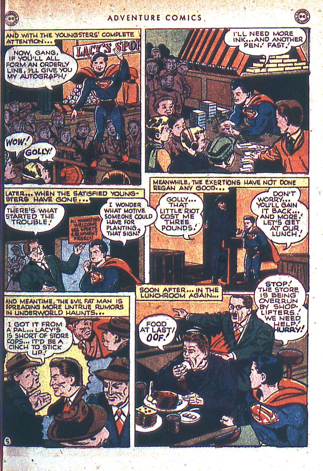 Read online Adventure Comics (1938) comic -  Issue #125 - 8