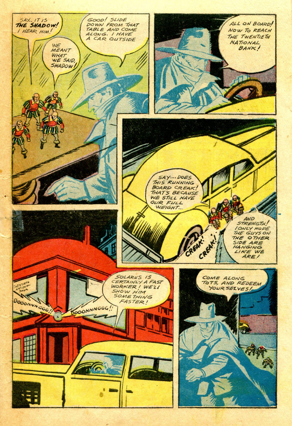 Read online Shadow Comics comic -  Issue #43 - 55