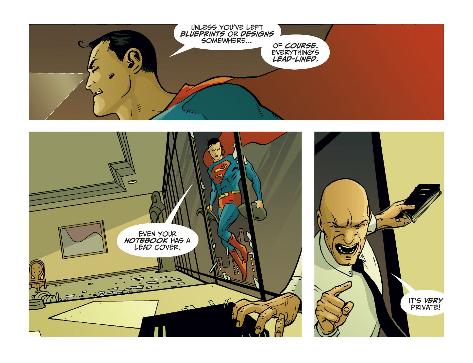 Read online Adventures of Superman [I] comic -  Issue #10 - 18
