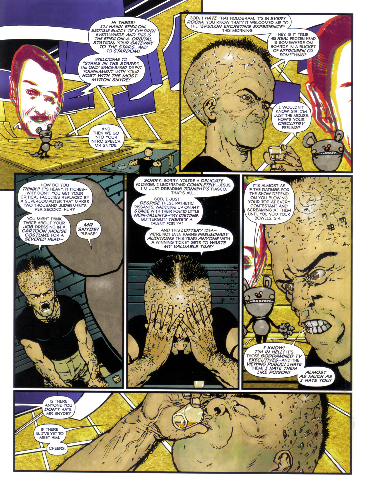 Read online 2000 AD comic -  Issue #1746 - 49