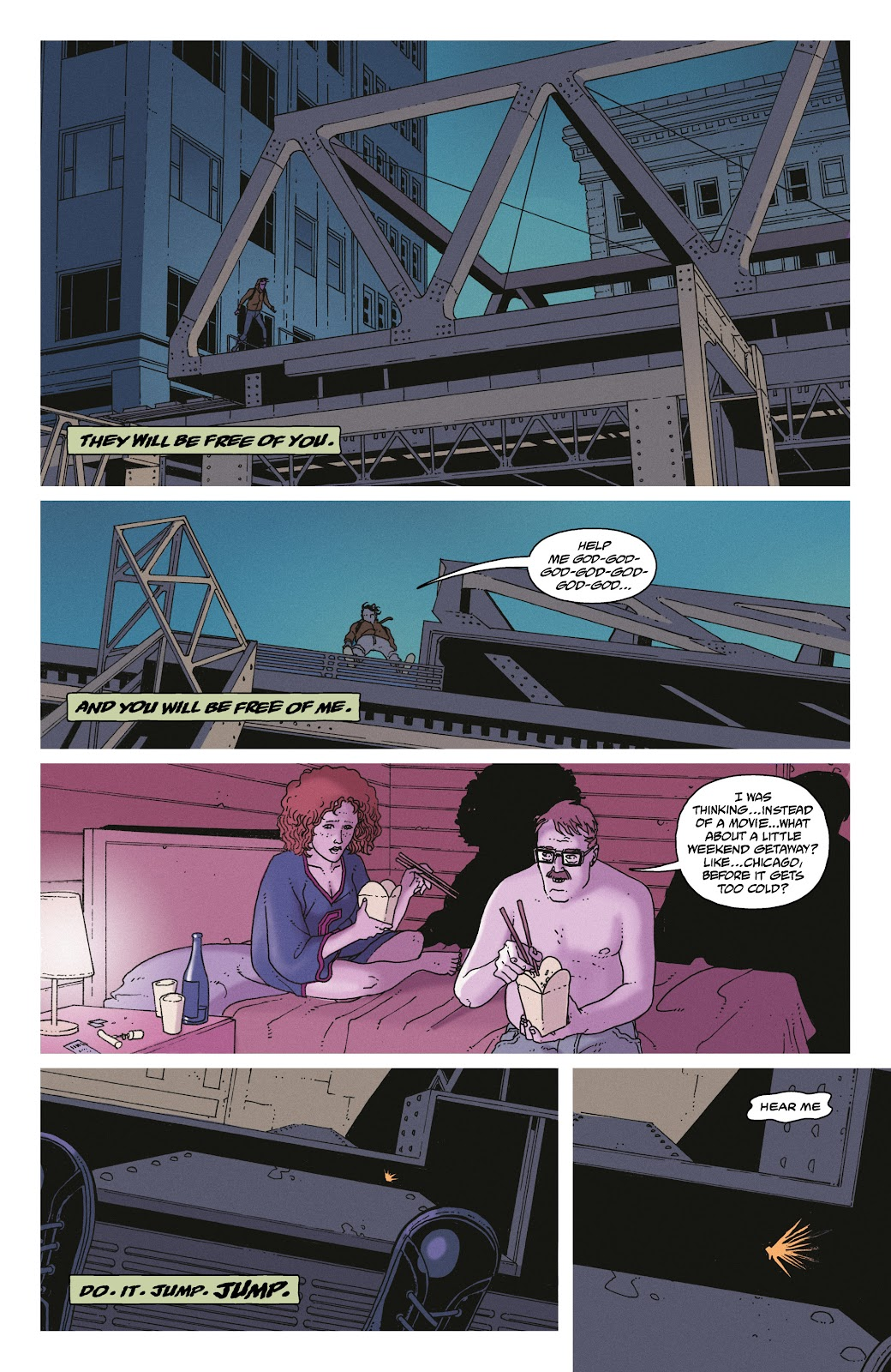 Read online She Could Fly comic -  Issue # _TPB - 36