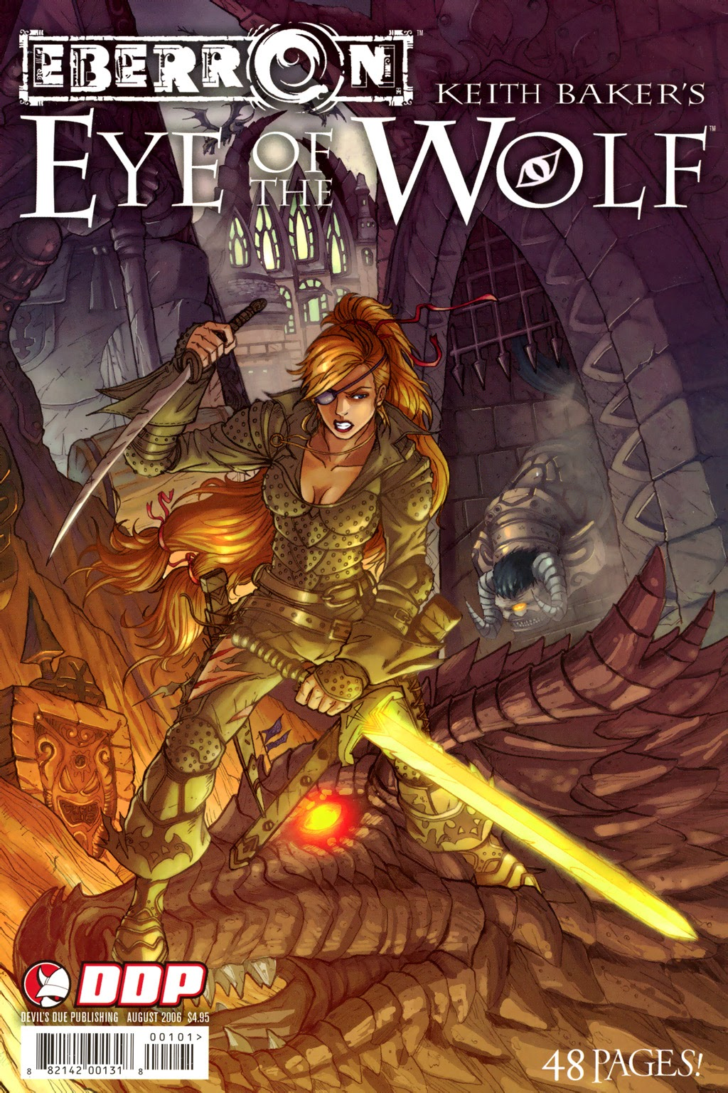 Eberron: Eye Of The Wolf issue Full - Page 1