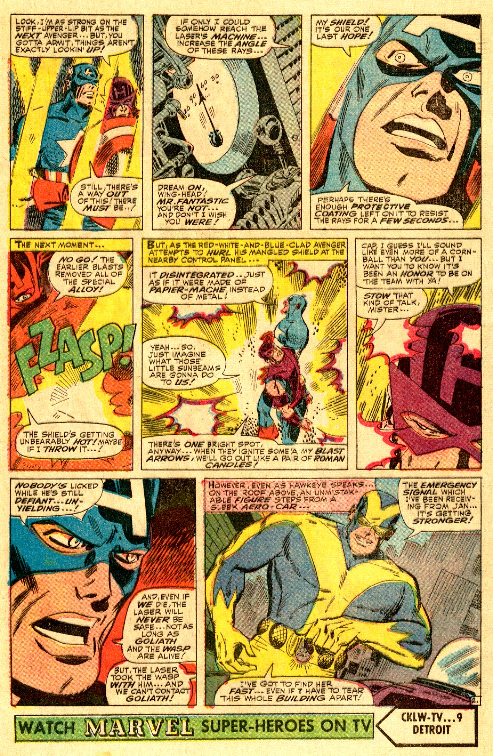 The Avengers (1963) 35 Page 2