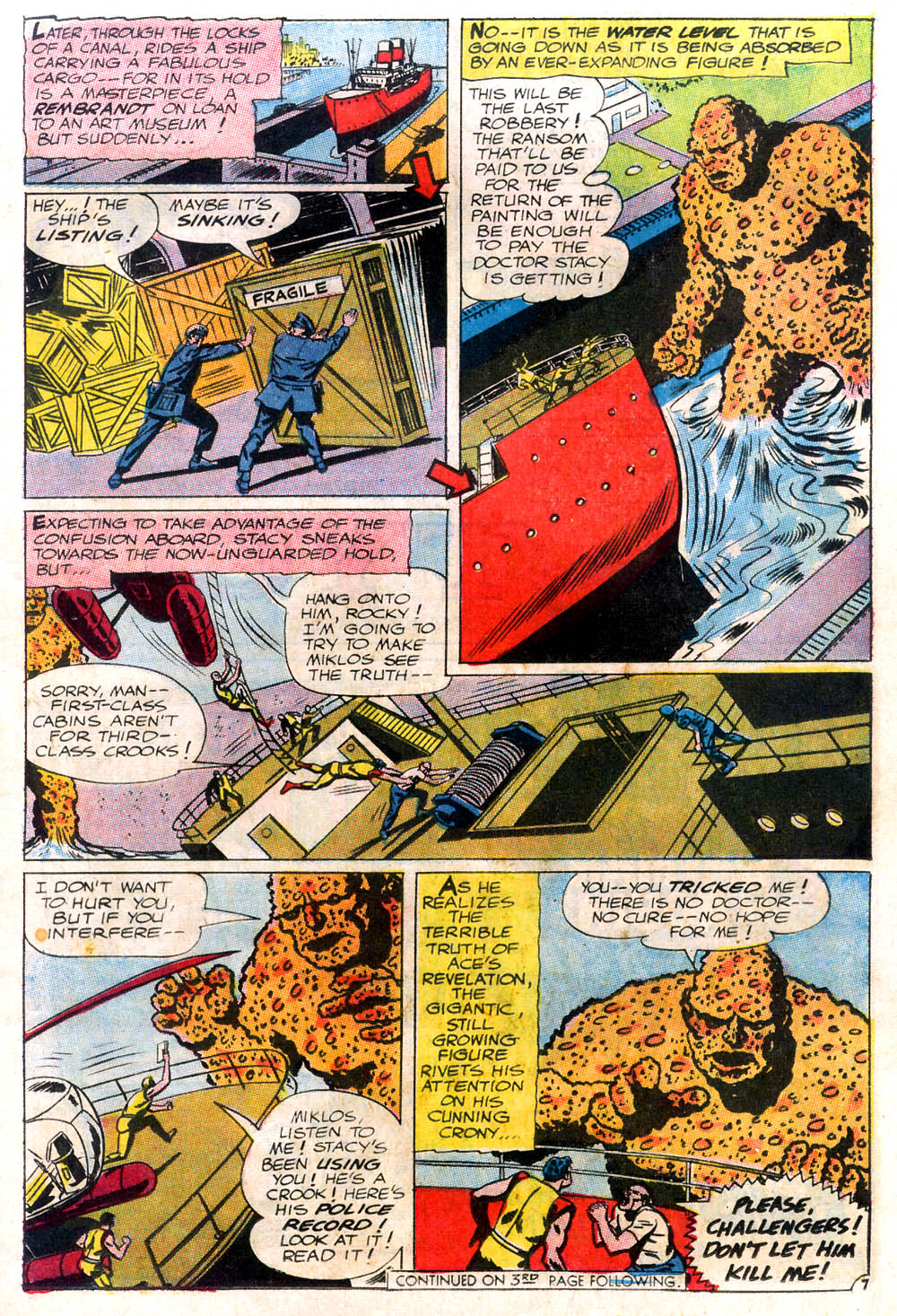 Challengers of the Unknown (1958) issue 47 - Page 8