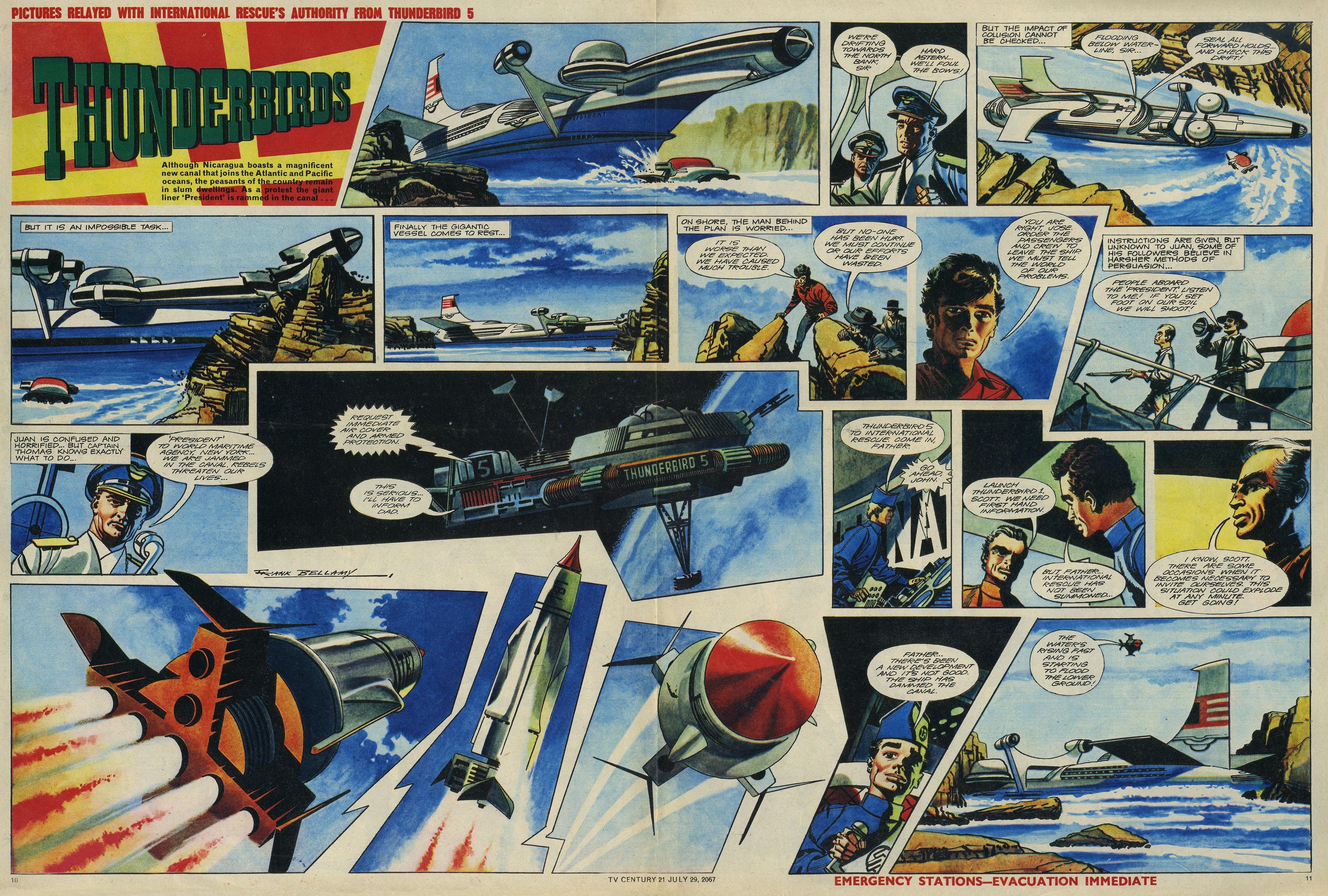 Read online TV Century 21 (TV 21) comic -  Issue #132 - 10