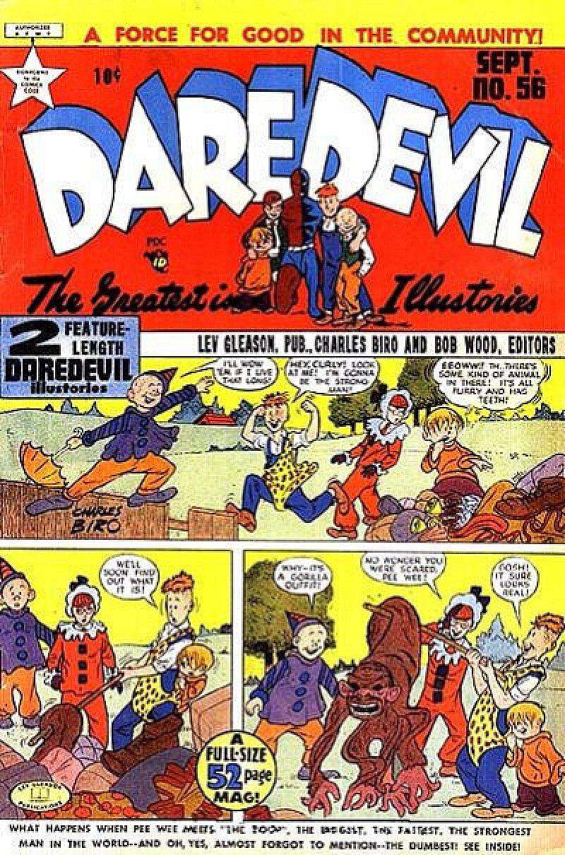 Daredevil (1941) 56 Page 1