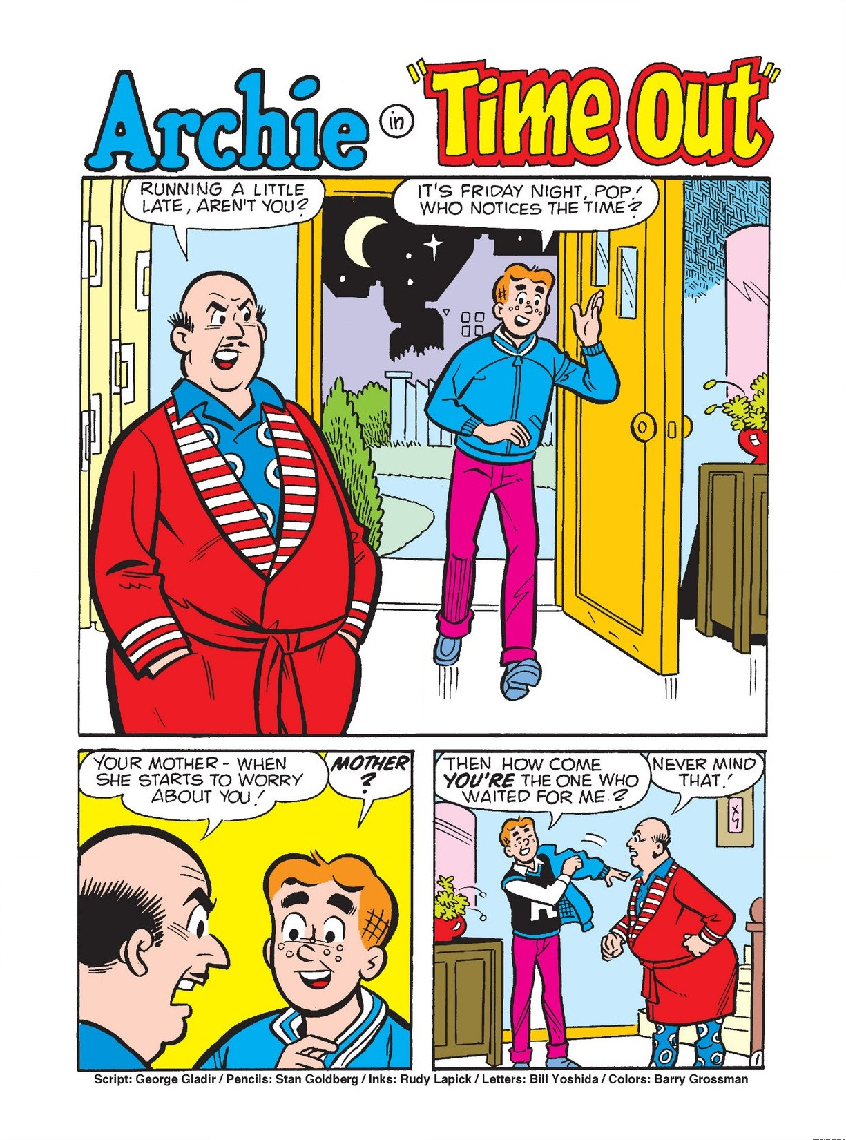 Read online Archie 1000 Page Comics Bonanza comic -  Issue #3 (Part 1) - 110