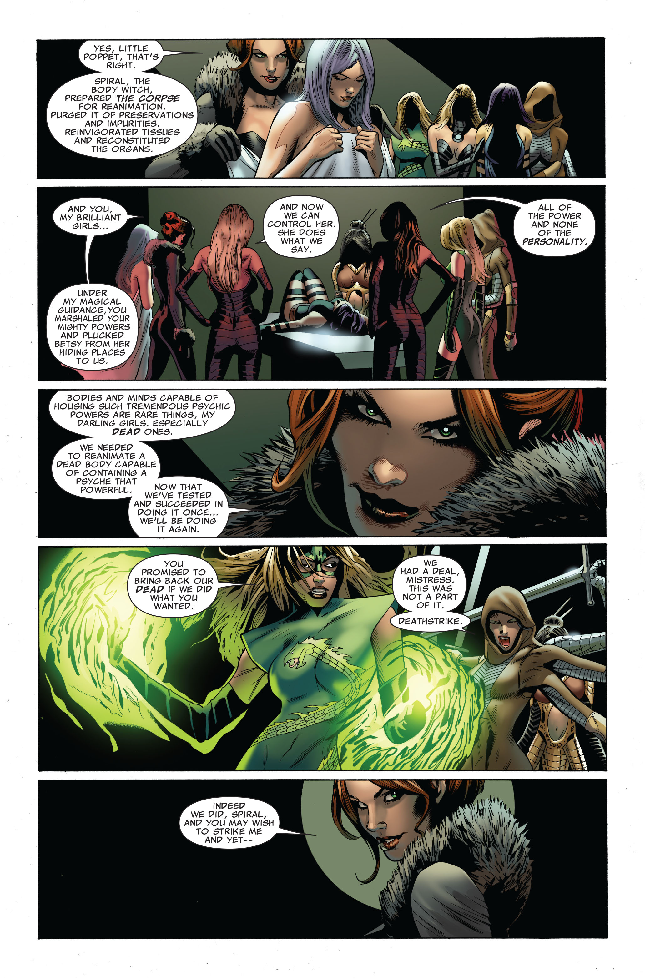 Read online Uncanny X-Men (1963) comic -  Issue #509 - 15