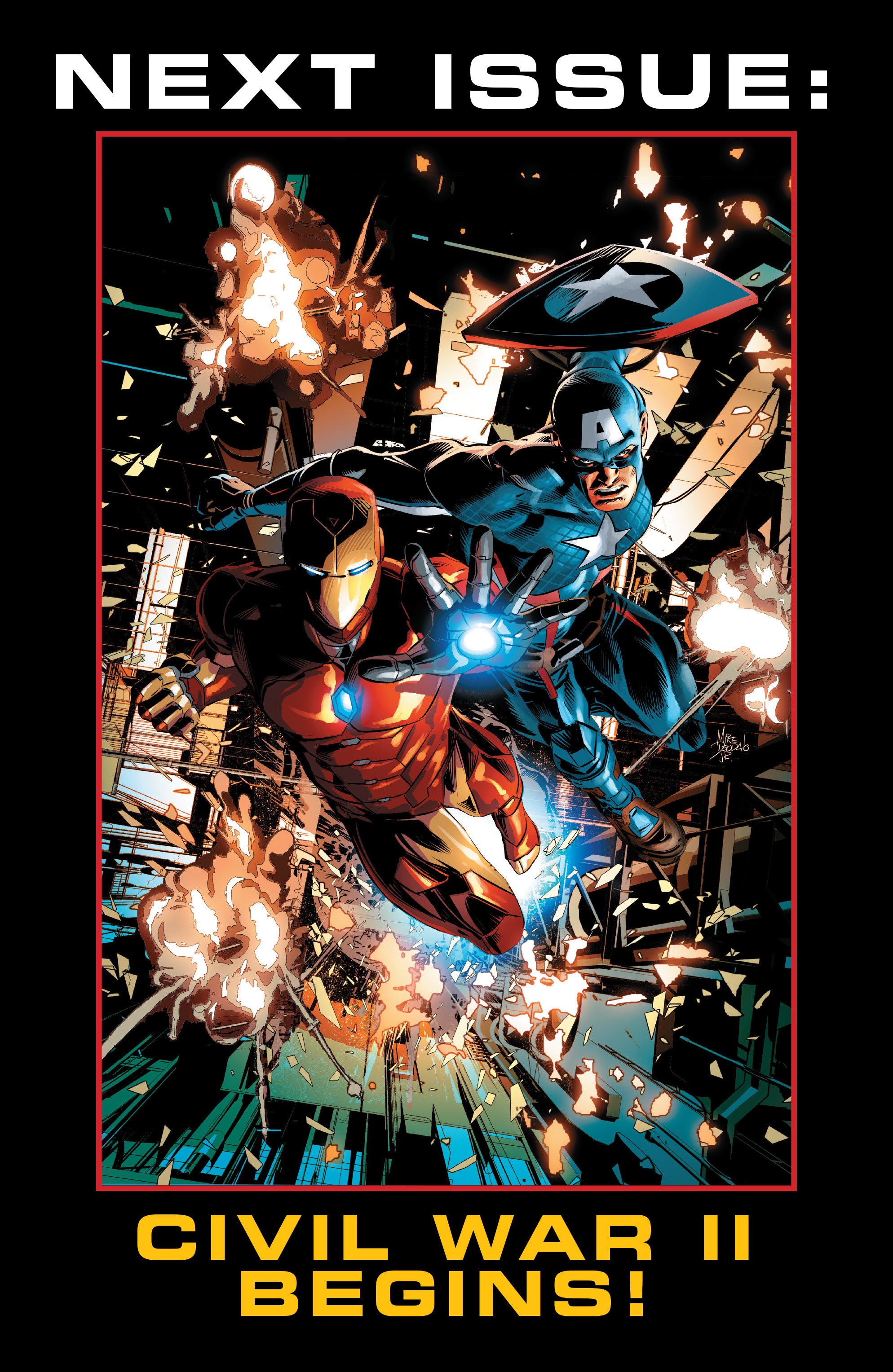Read online True Believers: Invincible Iron Man-The War Machines comic -  Issue # Full - 129