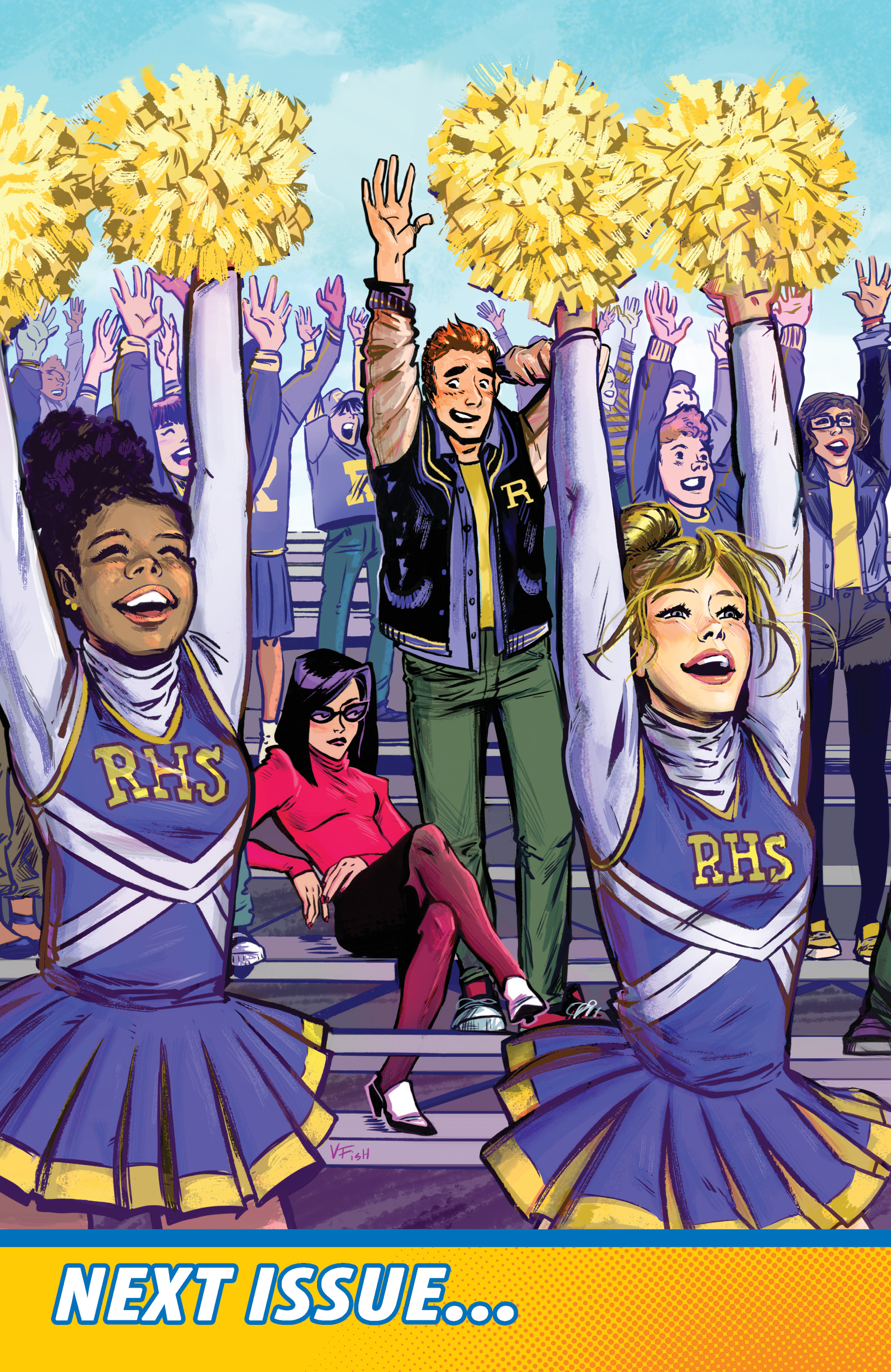 Read online Archie (2015) comic -  Issue #5 - 33