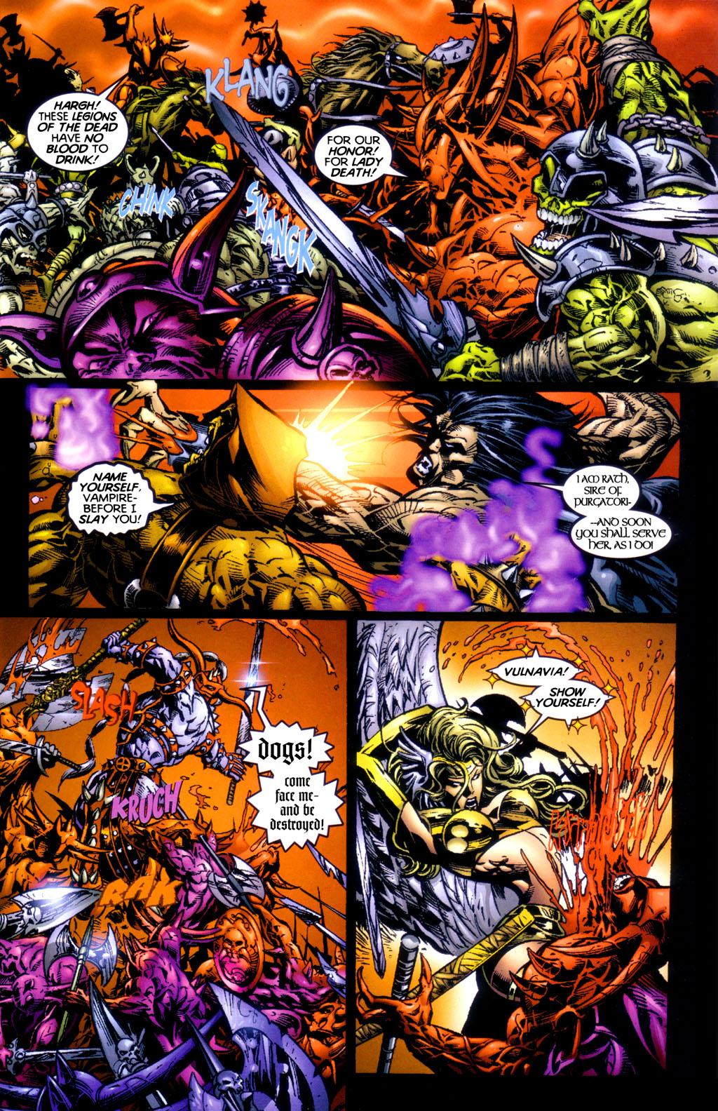 Read online Lady Death vs. Purgatori comic -  Issue # Full - 11