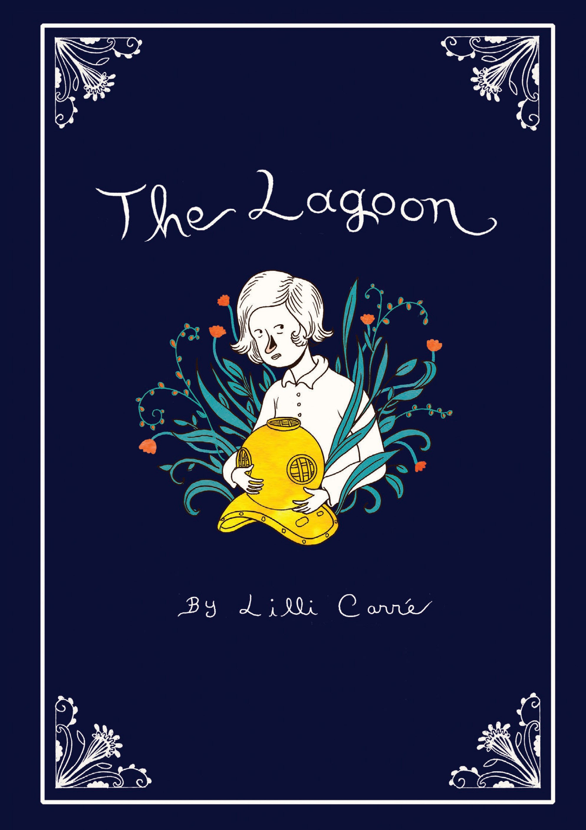 The Lagoon issue TPB - Page 1