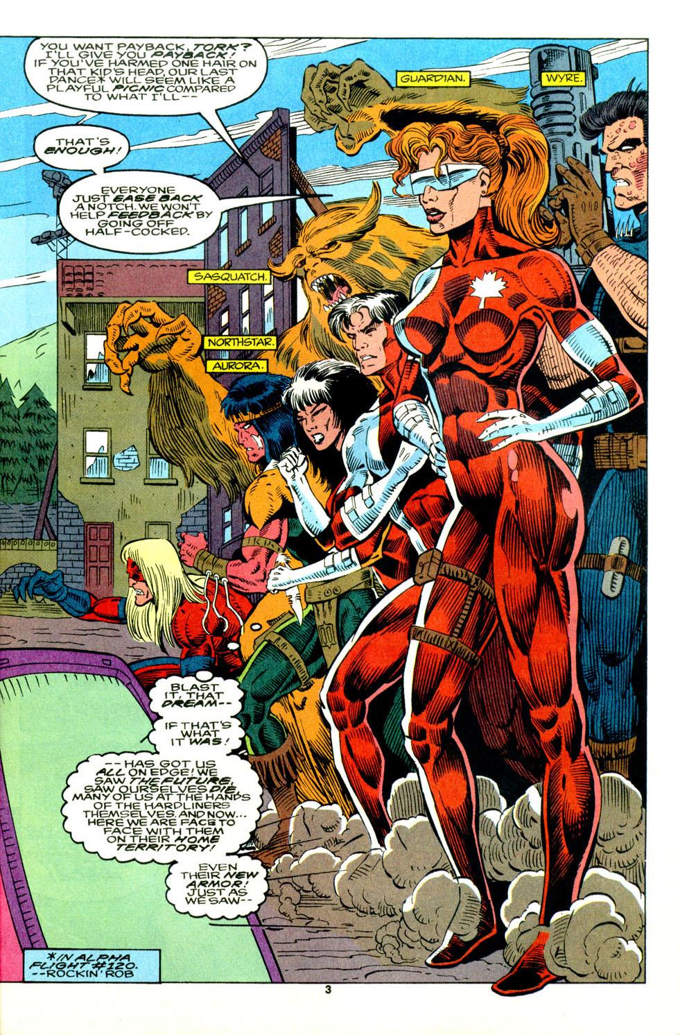 Read online Alpha Flight (1983) comic -  Issue #129 - 26
