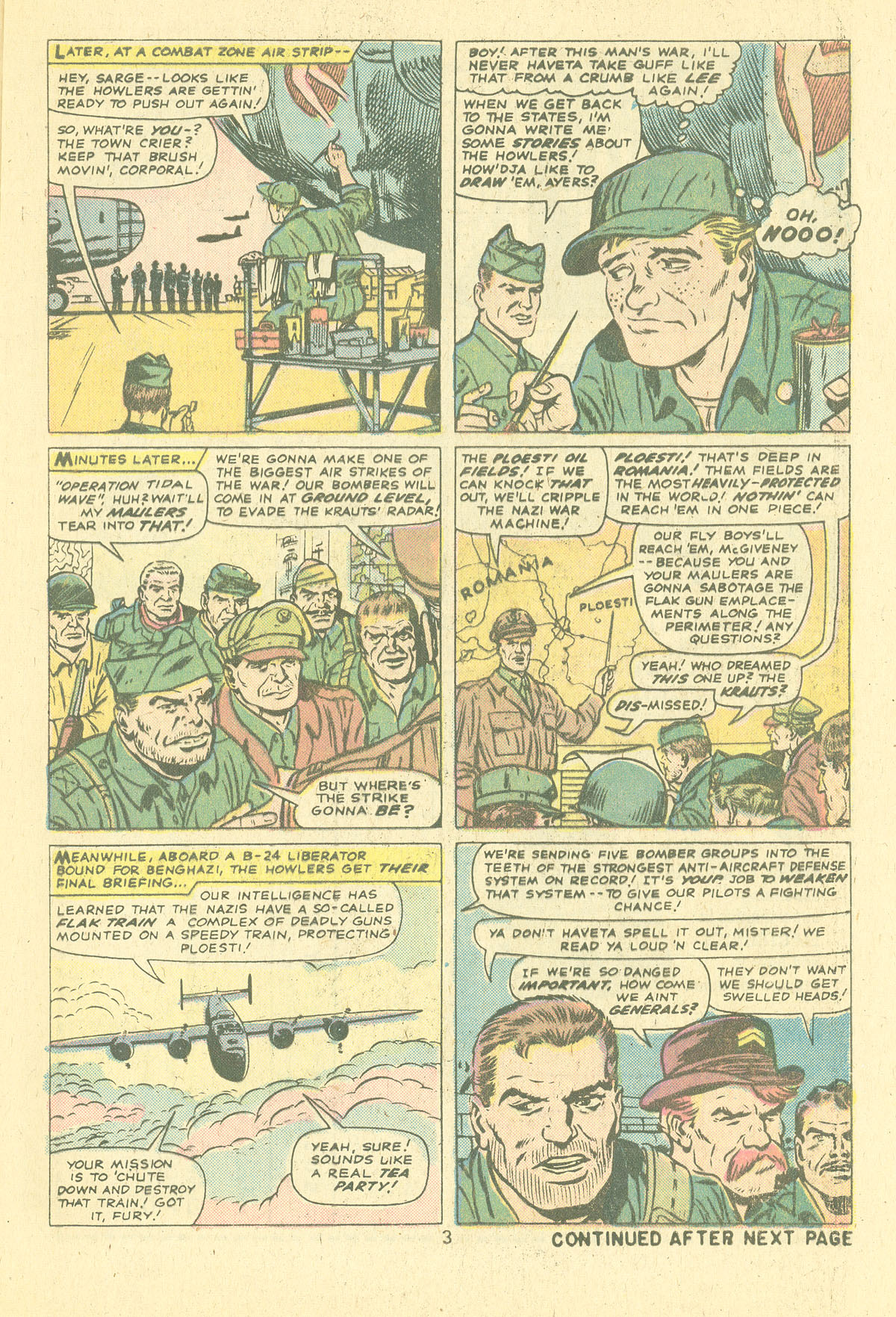 Read online Sgt. Fury comic -  Issue #124 - 5