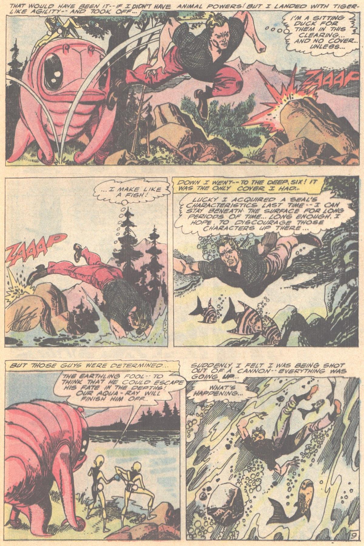 Read online Adventure Comics (1938) comic -  Issue #414 - 31