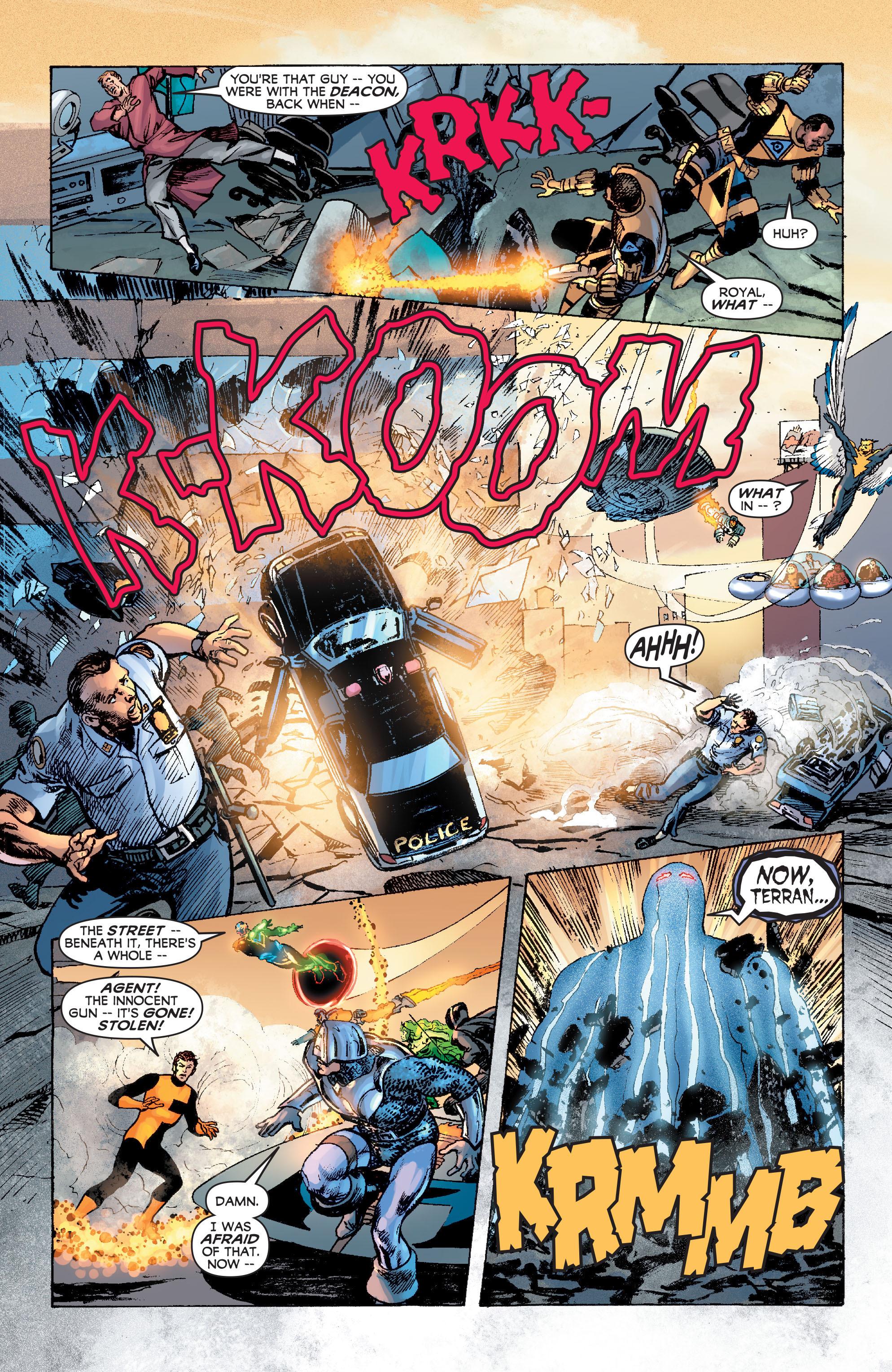 Read online Astro City: Dark Age/Book Three comic -  Issue #3 - 24