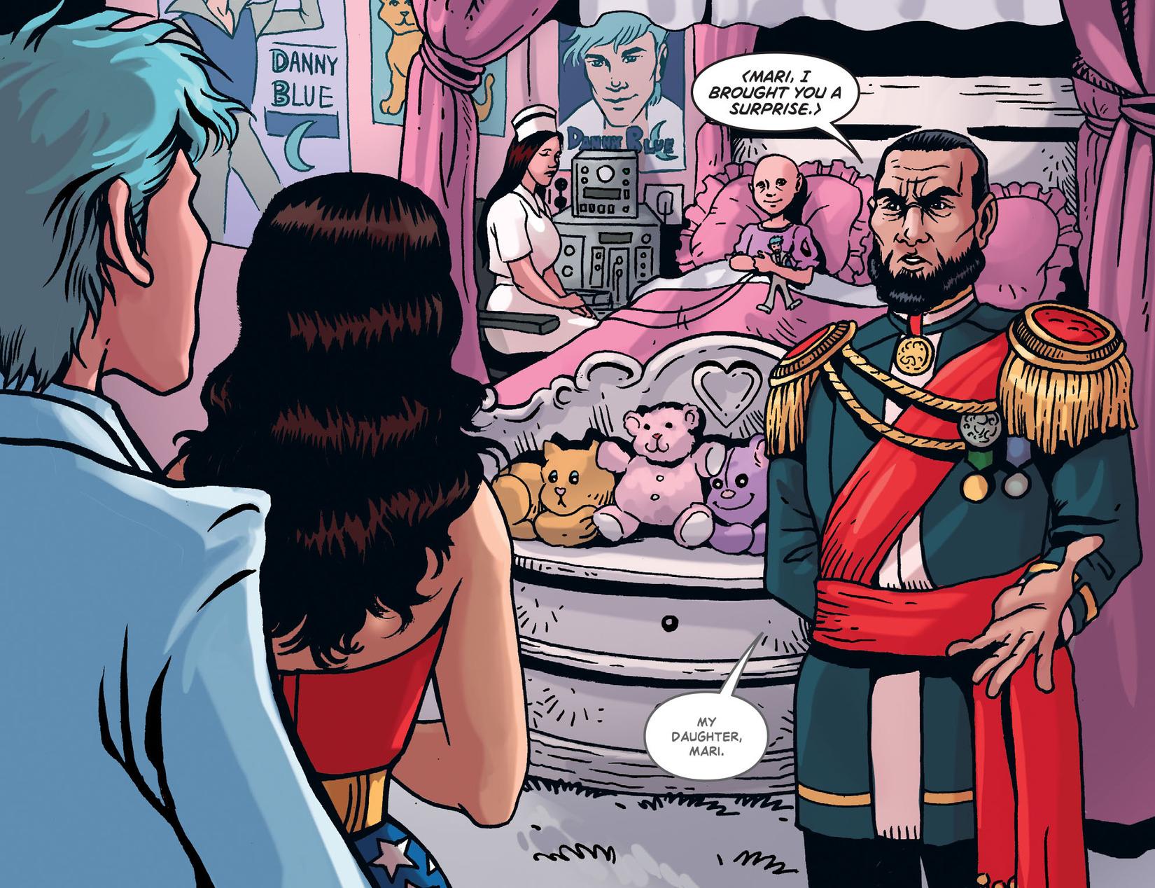 Read online Wonder Woman '77 [I] comic -  Issue #25 - 16