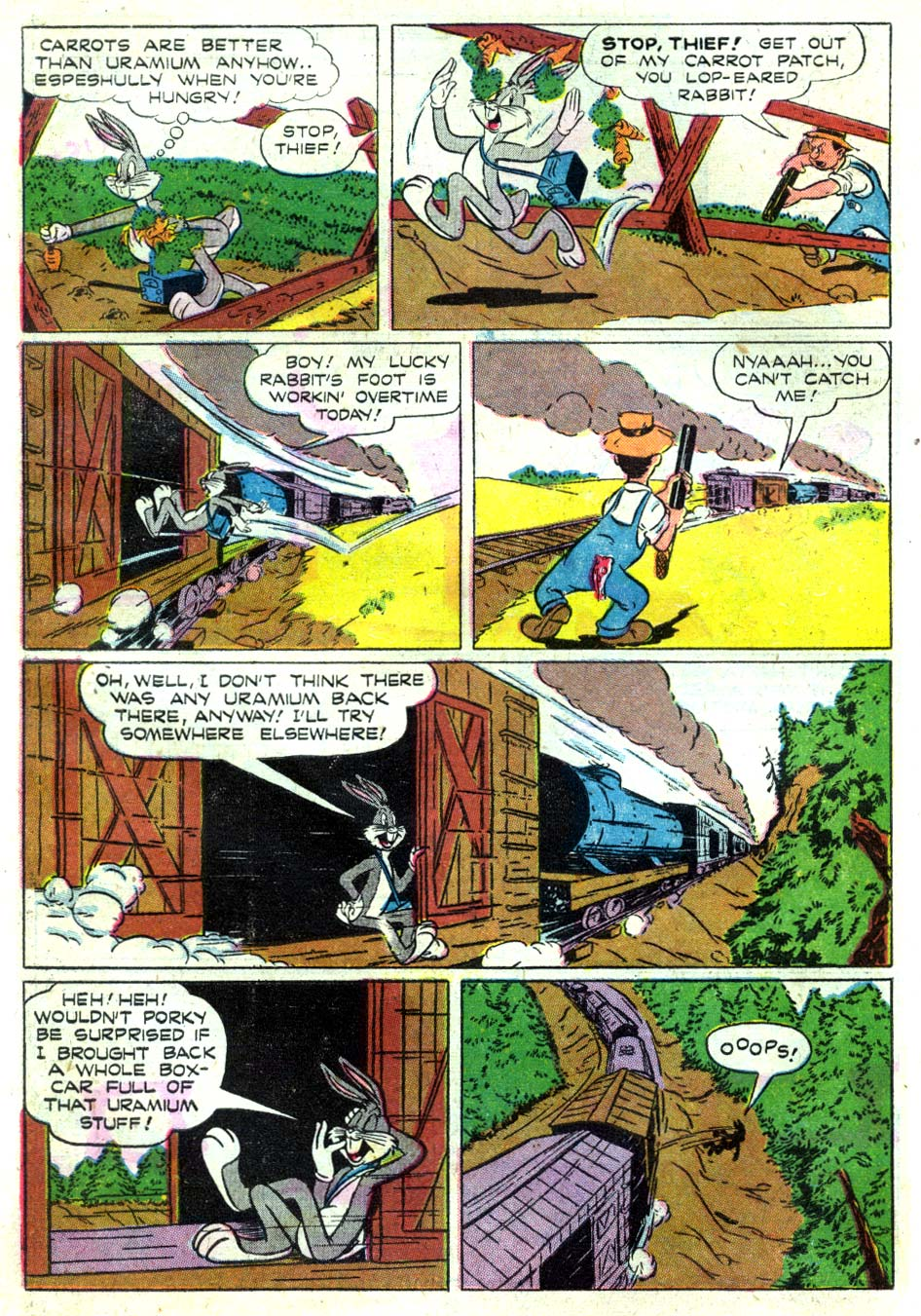 Four Color Comics issue 307 - Page 6