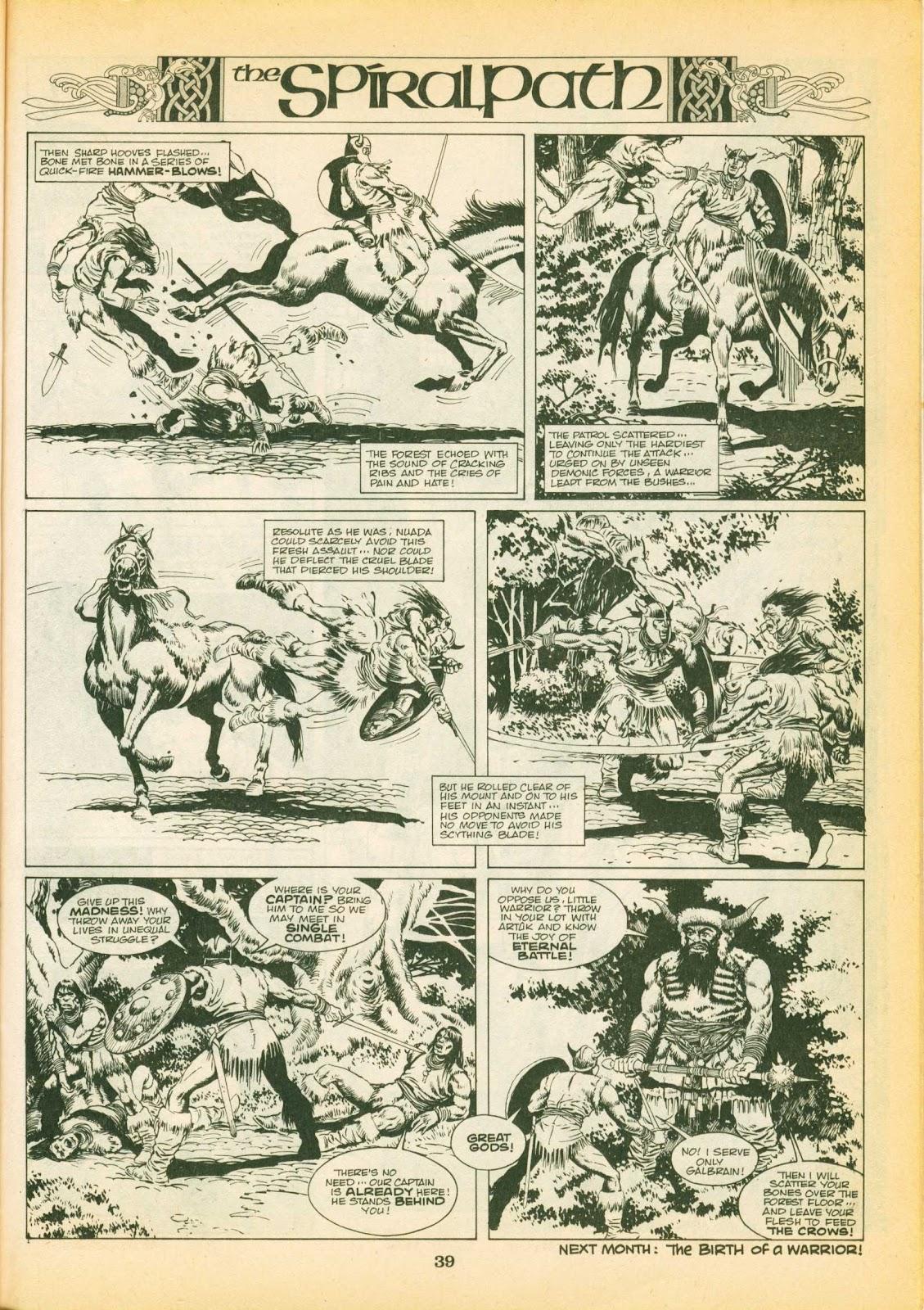 Warrior Issue #2 #3 - English 38