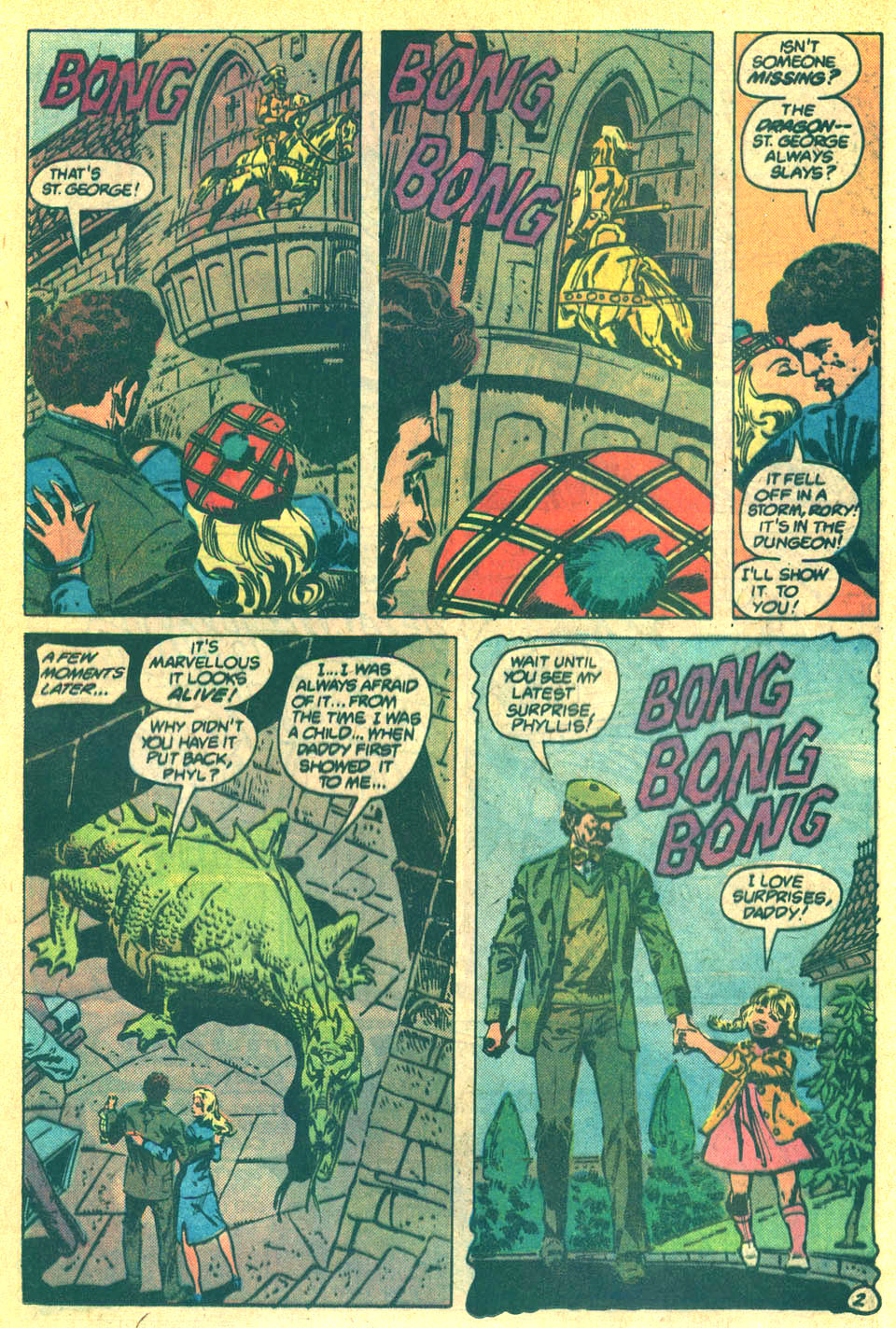 Elvira's House of Mystery Issue #5 #6 - English 16