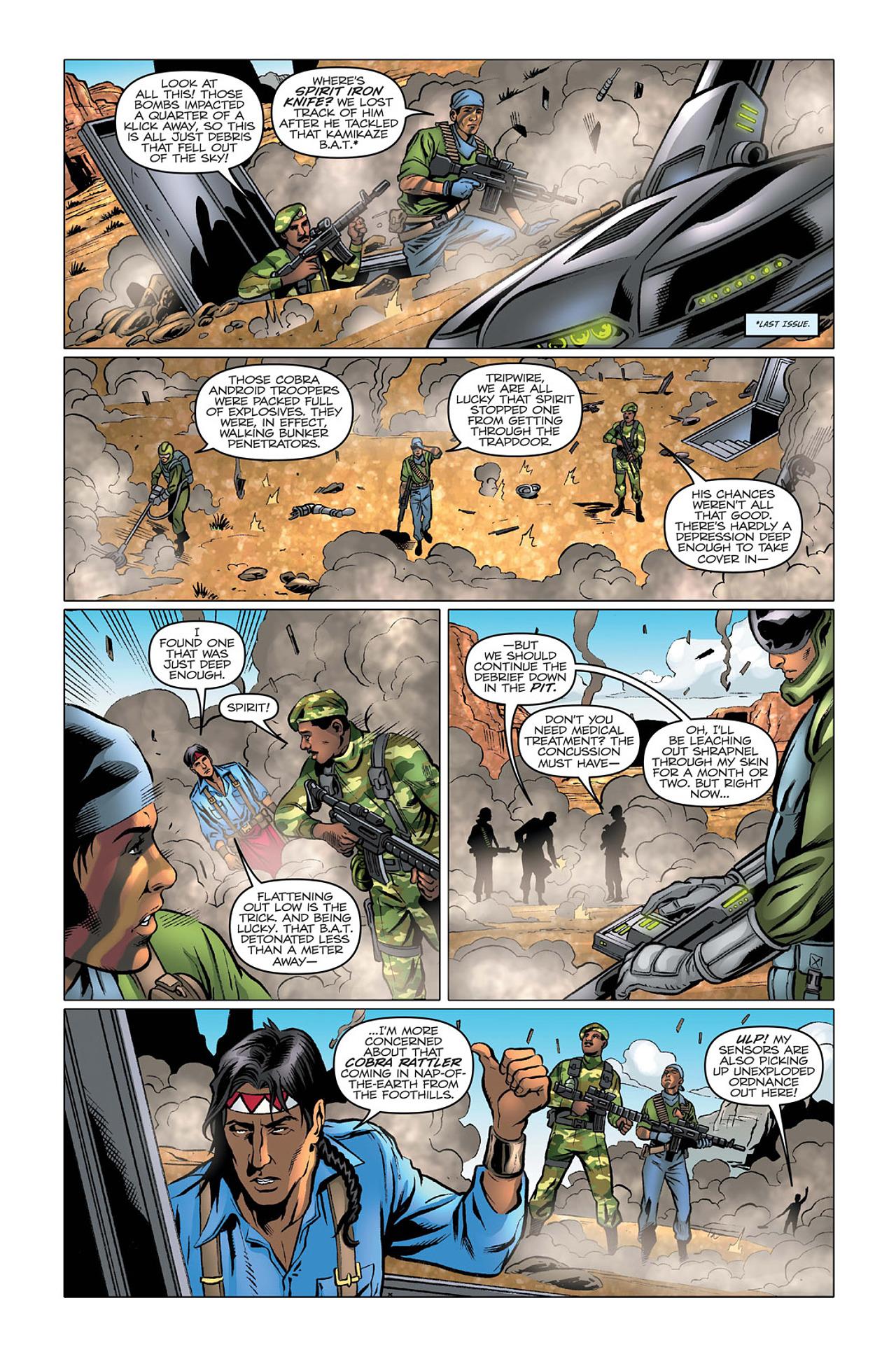 G.I. Joe: A Real American Hero 165 Page 5