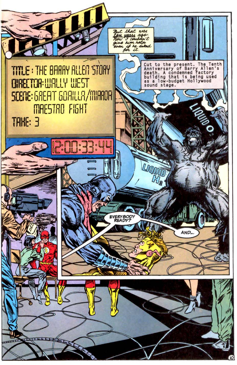 Read online The Flash (1987) comic -  Issue # _Annual 7 - 11