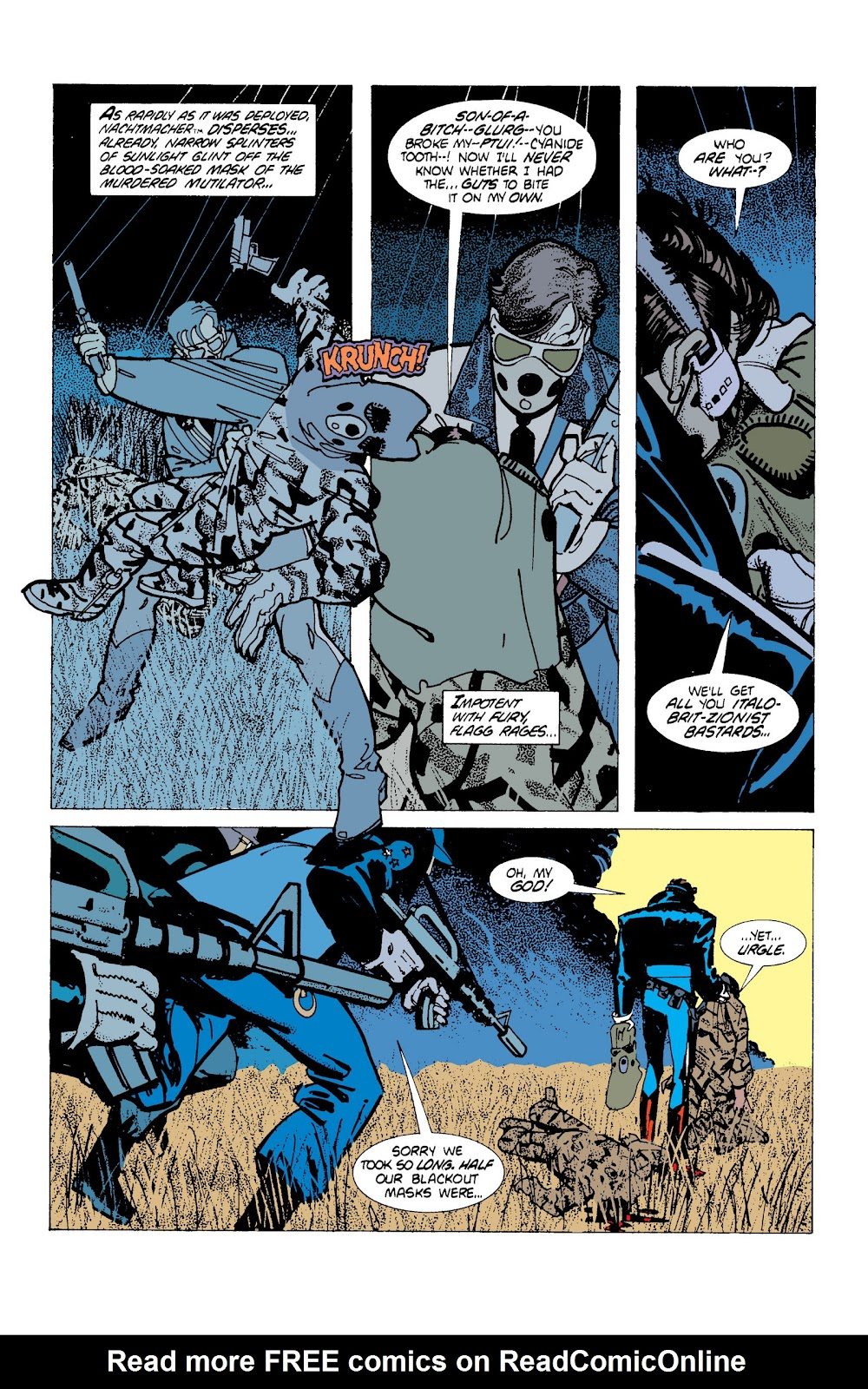 American Flagg! issue Definitive Collection (Part 1) - Page 75