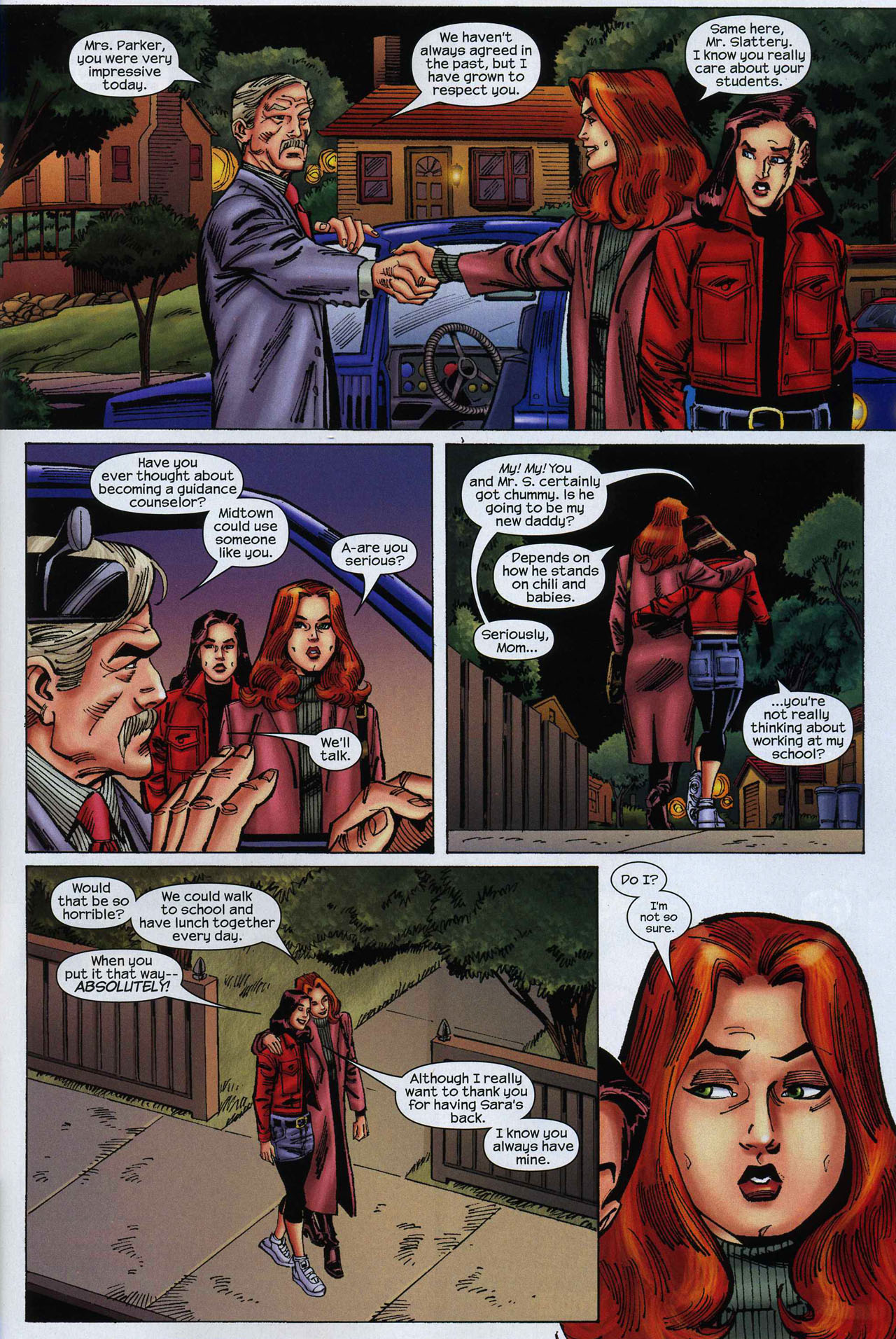 Amazing Spider-Girl 8 Page 22