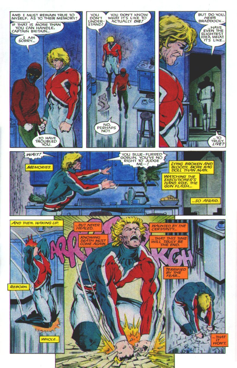 Read online Excalibur: The Sword is Drawn comic -  Issue # Full - 34