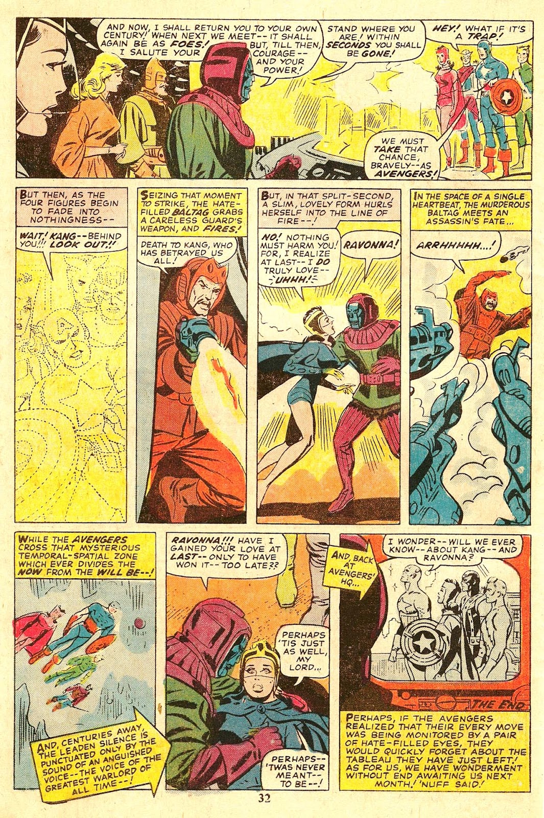 Marvel Triple Action (1972) issue 18 - Page 34