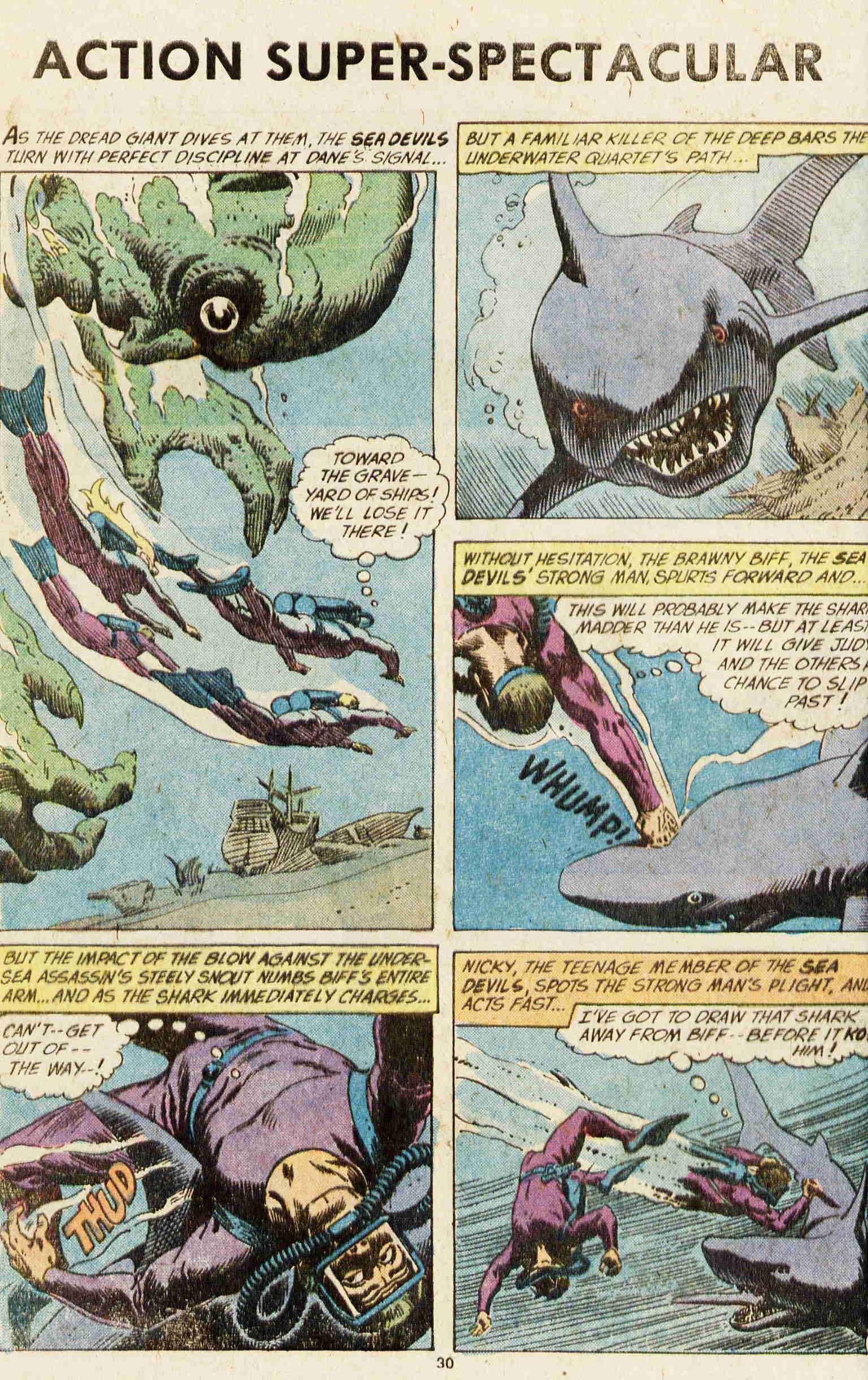 Action Comics (1938) 437 Page 28