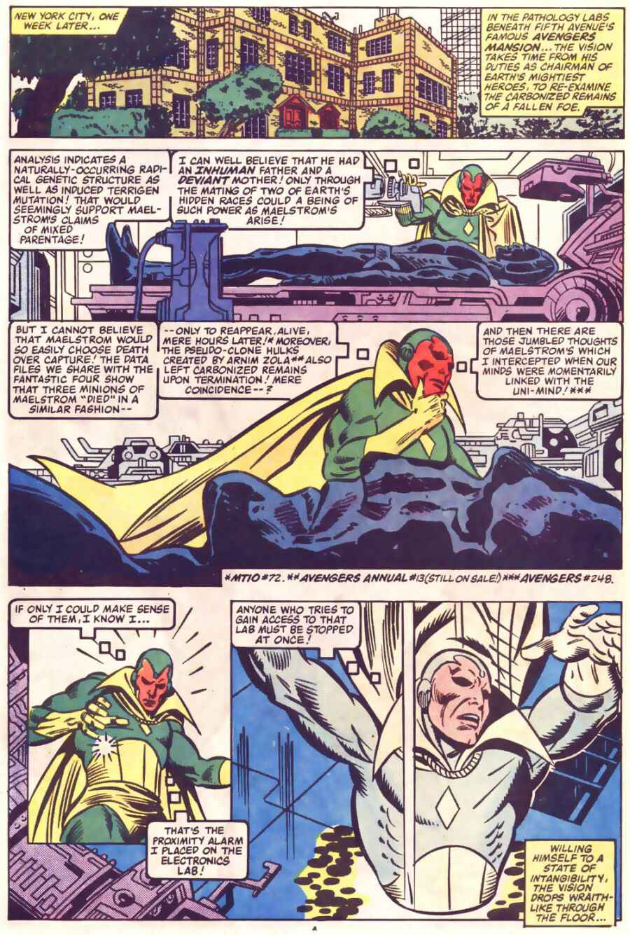 The Avengers (1963) 250 Page 4