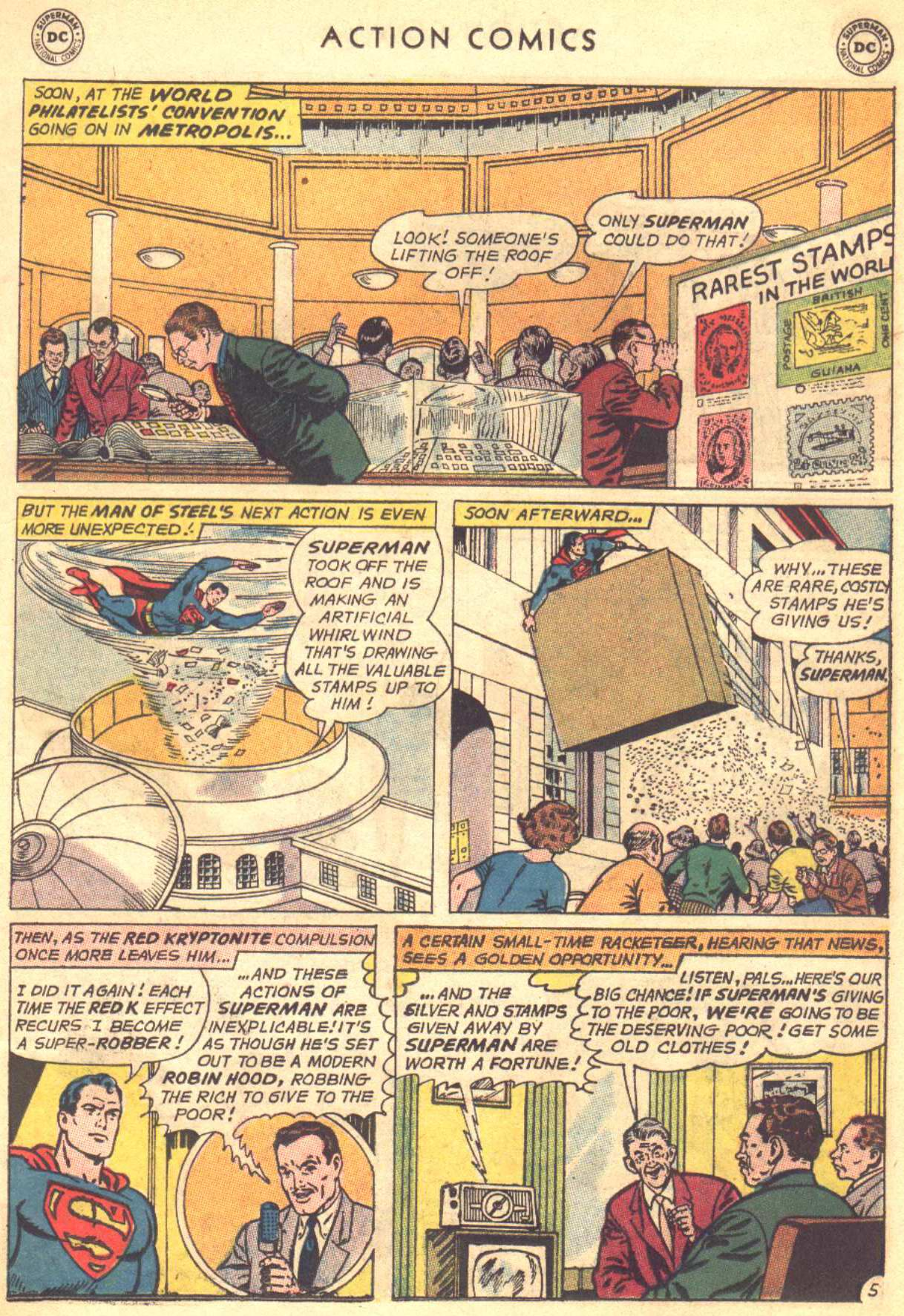Read online Action Comics (1938) comic -  Issue #330 - 7