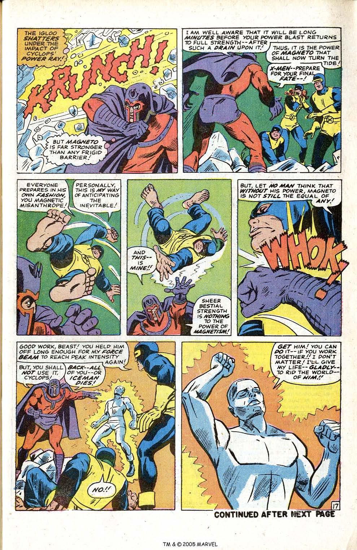 Uncanny X-Men (1963) issue 70 - Page 45