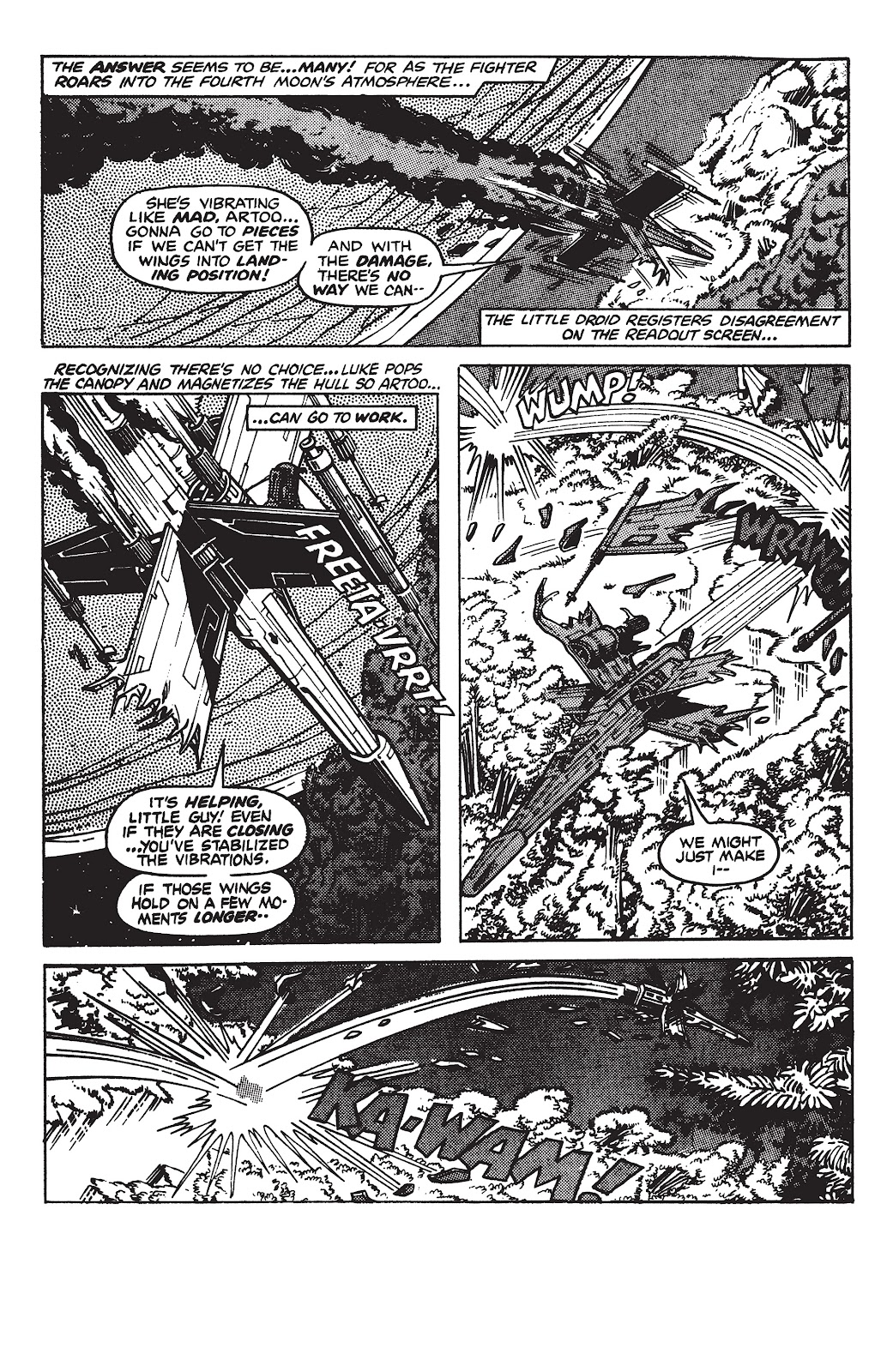 Read online Star Wars Legends: The Original Marvel Years - Epic Collection comic -  Issue # TPB 2 (Part 4) - 47