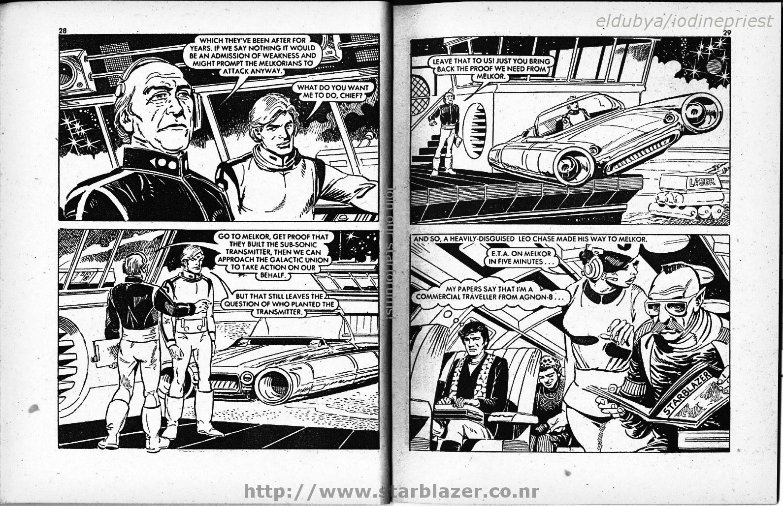 Starblazer issue 73 - Page 16