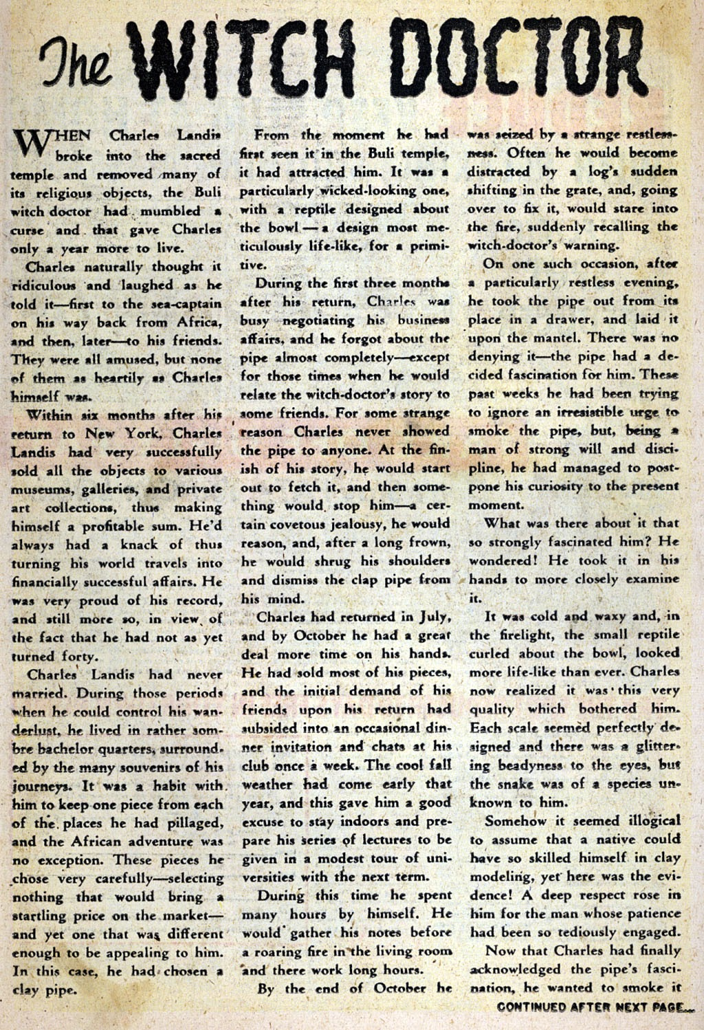 Journey Into Unknown Worlds (1950) issue 4 - Page 16