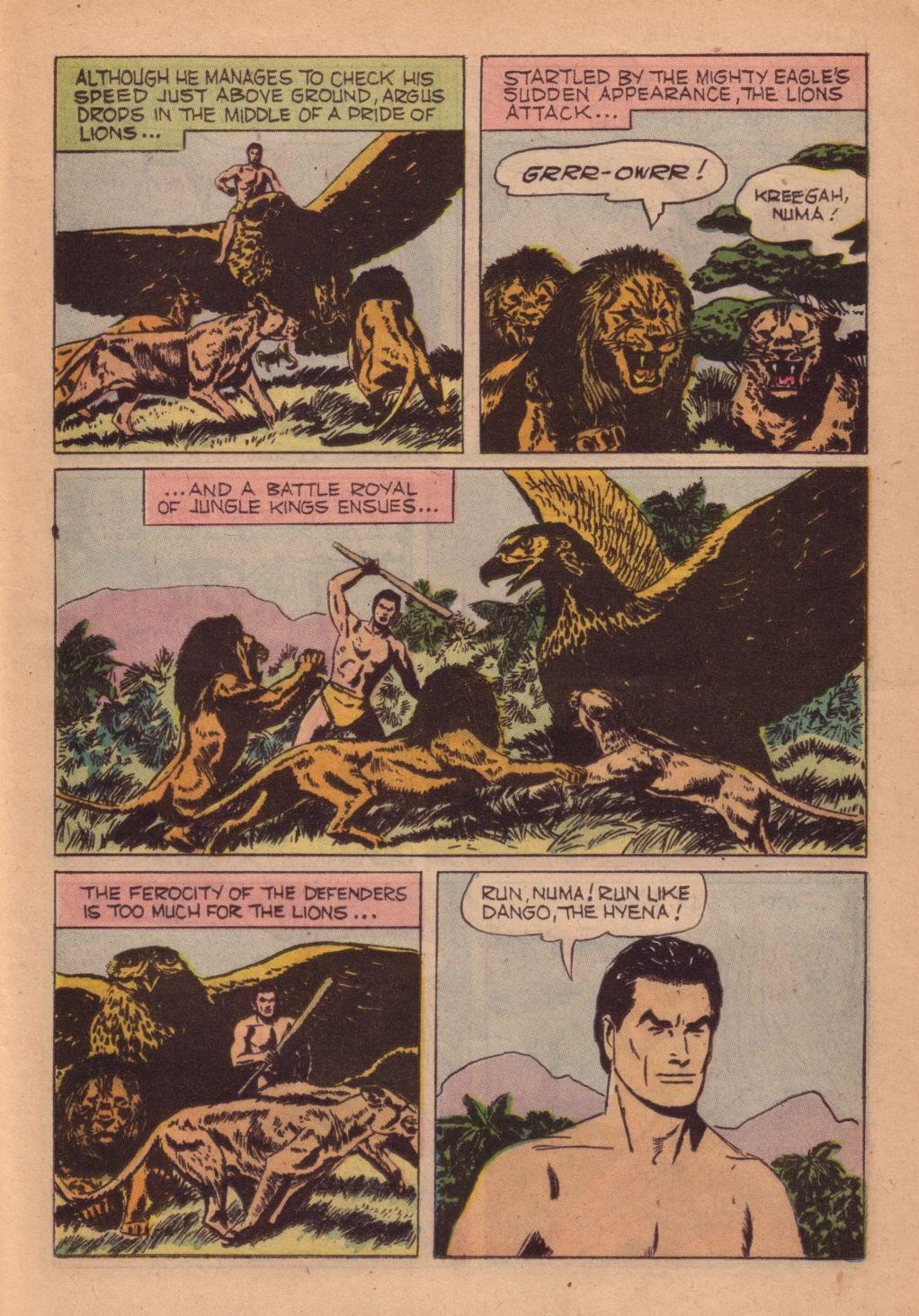 Tarzan (1948) issue 109 - Page 25