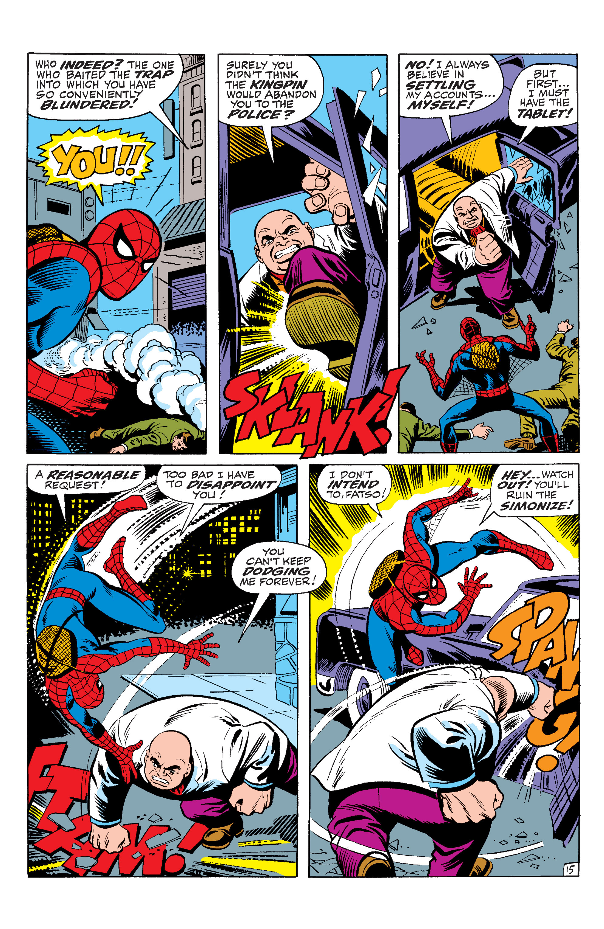 The Amazing Spider-Man (1963) 70 Page 15