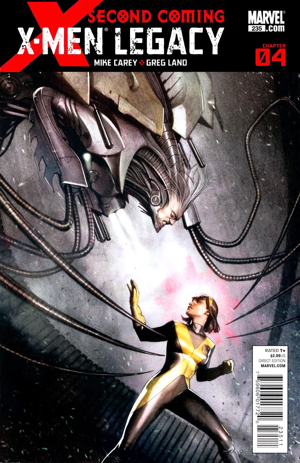 X-Men Legacy (2008) 235 Page 1