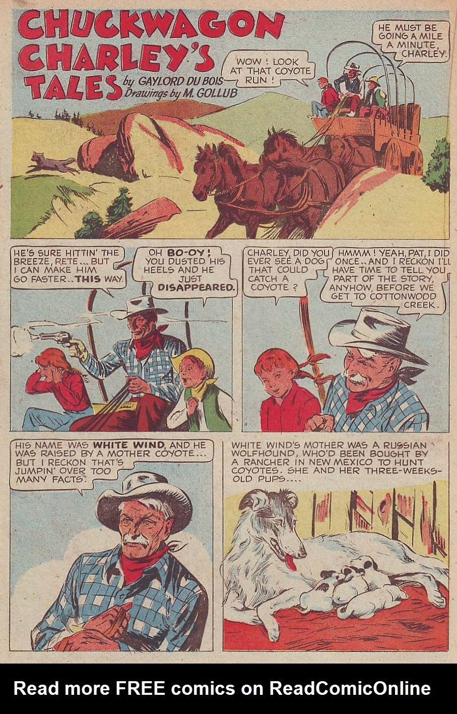 Read online Animal Comics comic -  Issue #30 - 26