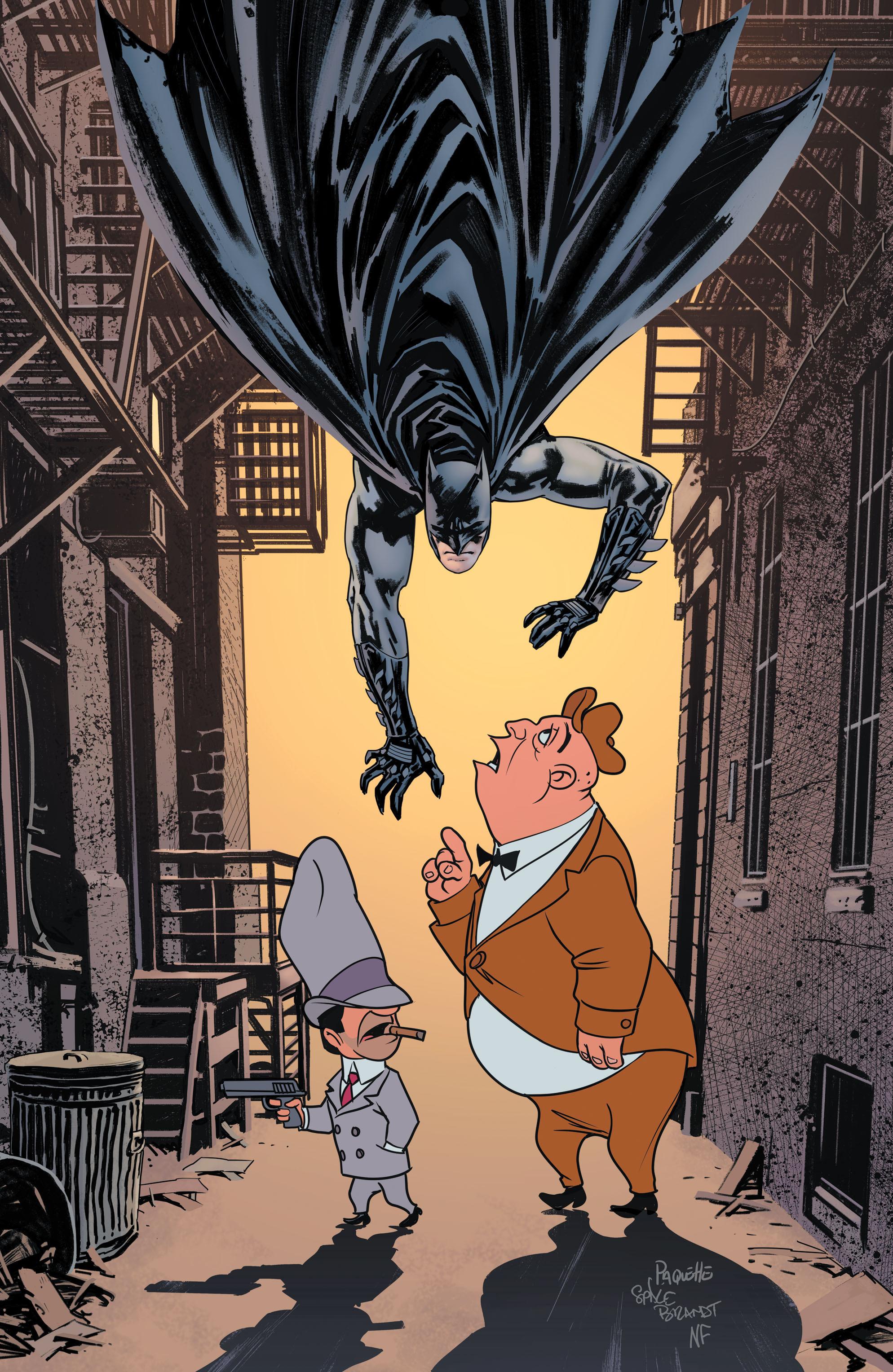 Read online Batman (2011) comic -  Issue # _TPB 9 - 154